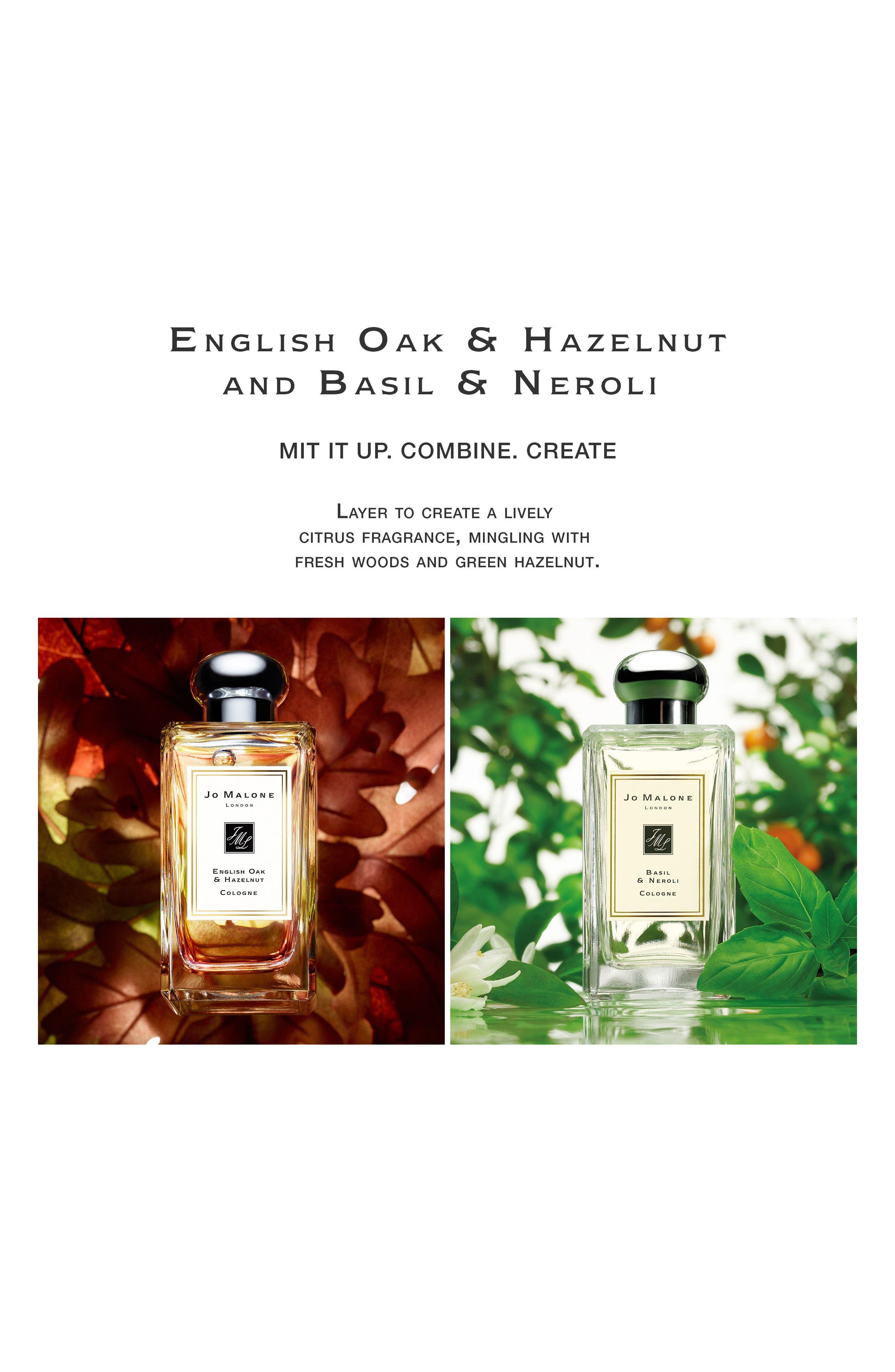 Alternate Image 5  - Jo Malone London™ English Oak & Hazelnut Cologne
