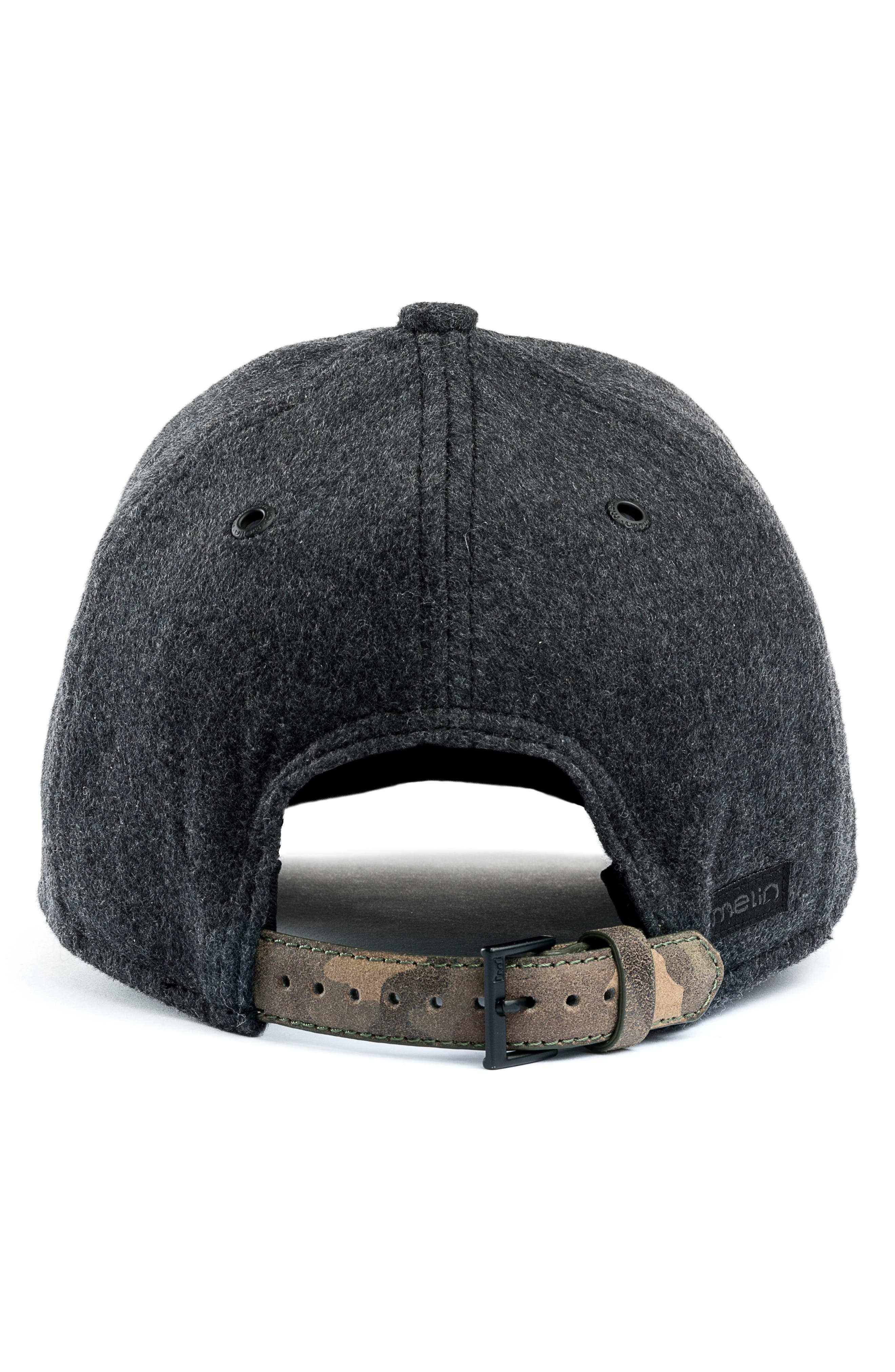Maverick Ball Cap,                             Alternate thumbnail 2, color,                             Dark Charcoal