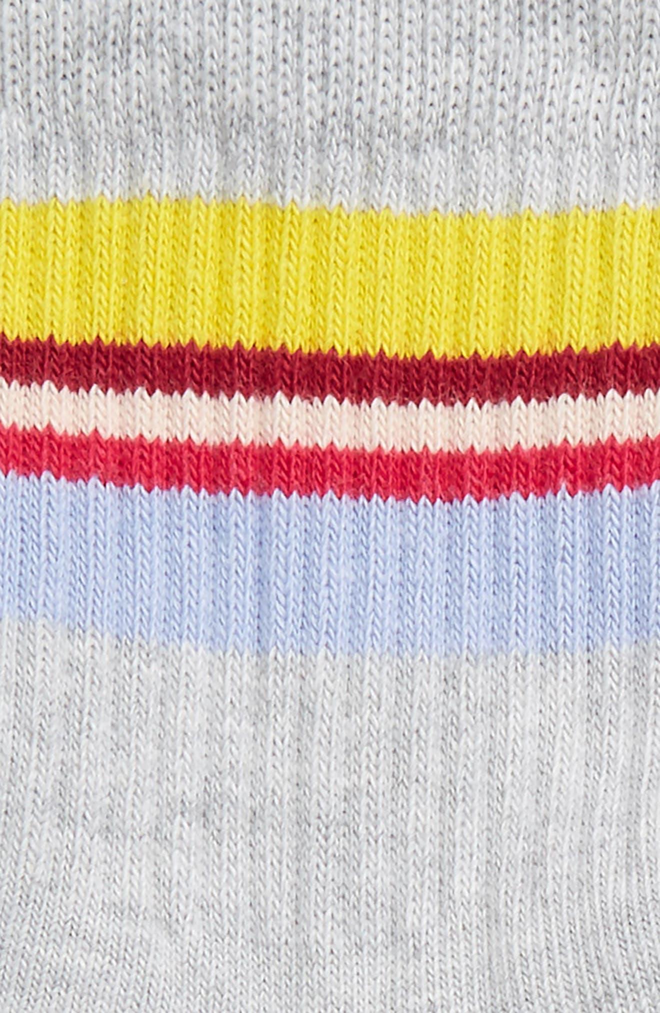 Alternate Image 2  - Stance Jiggy Striped Socks (Toddler & Little Kid)