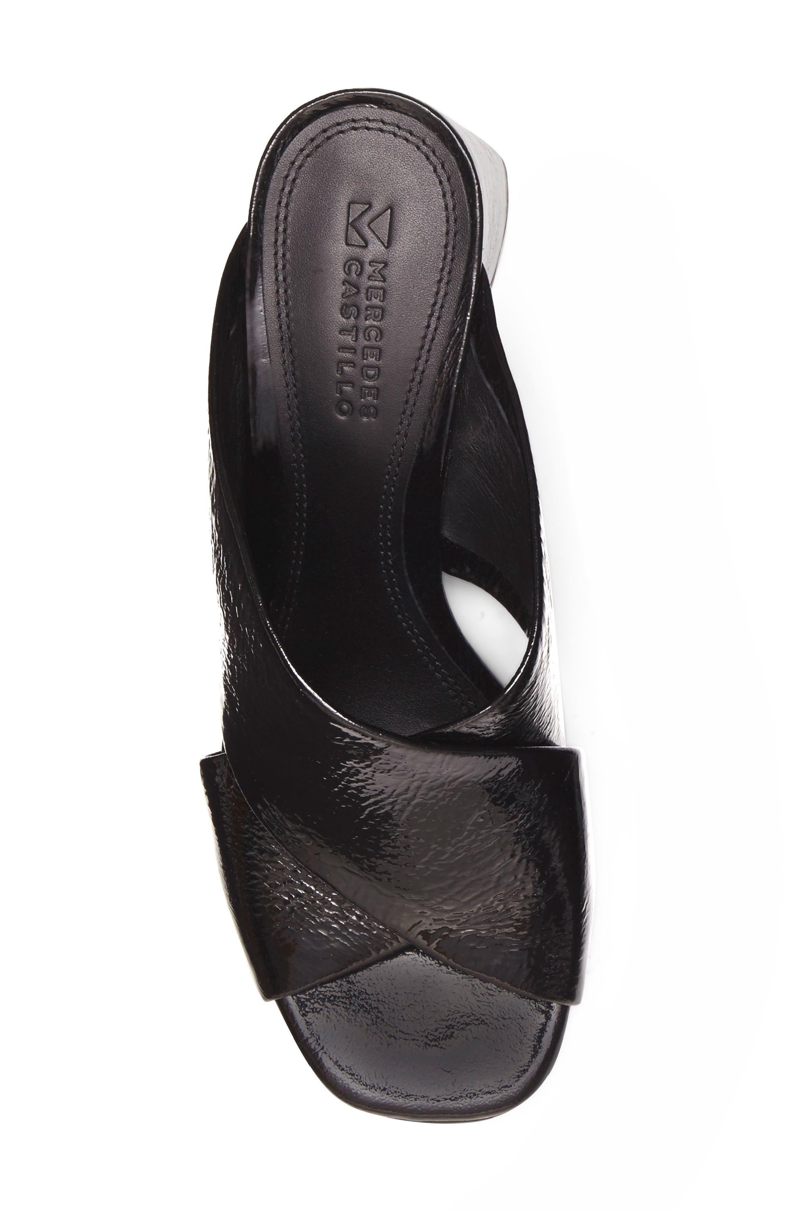 Alternate Image 4  - Mercedes Castillo Lenilow Cross Strap Sandal (Women)