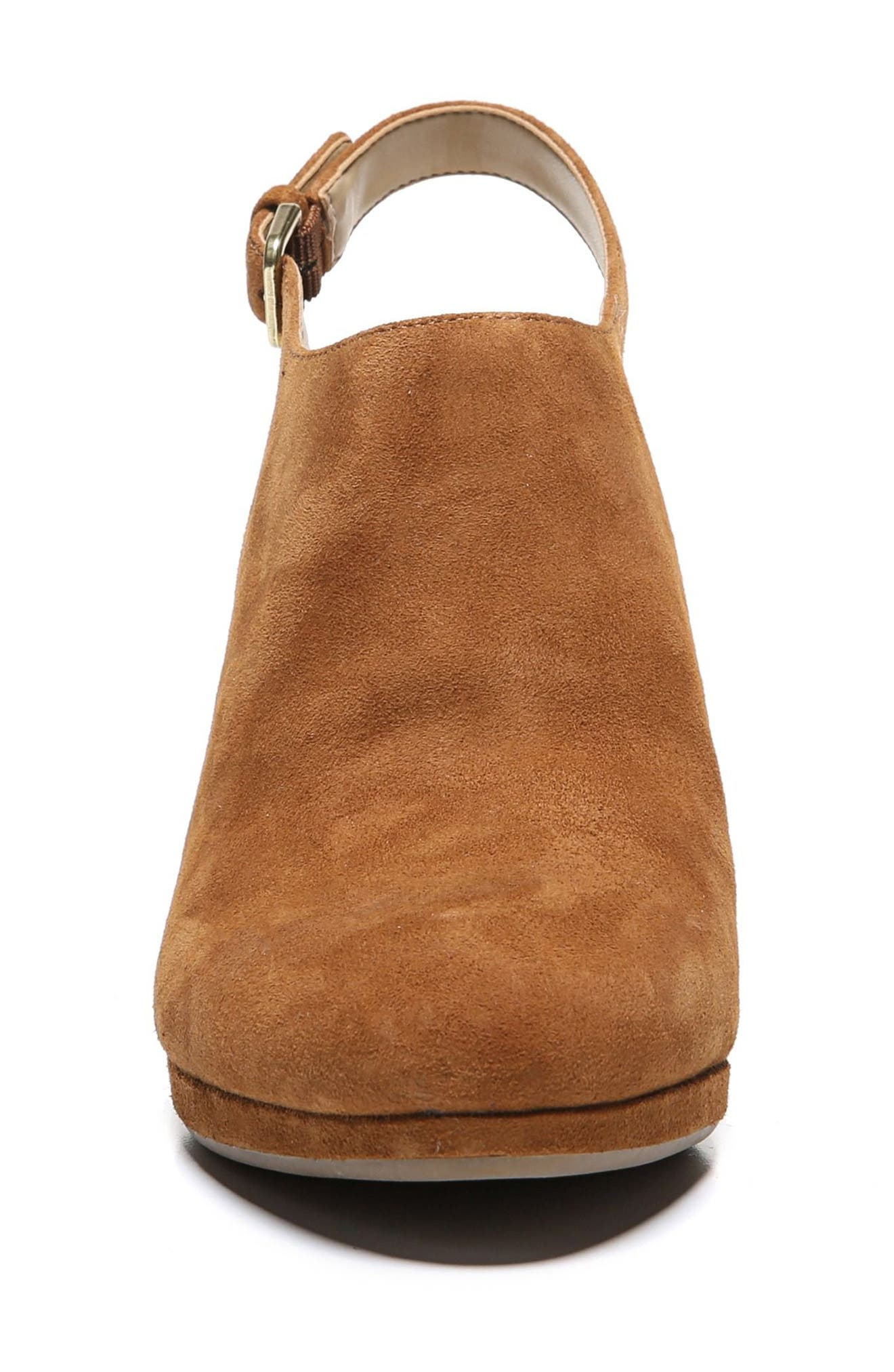 Margo Pump,                             Alternate thumbnail 4, color,                             Whiskey Suede