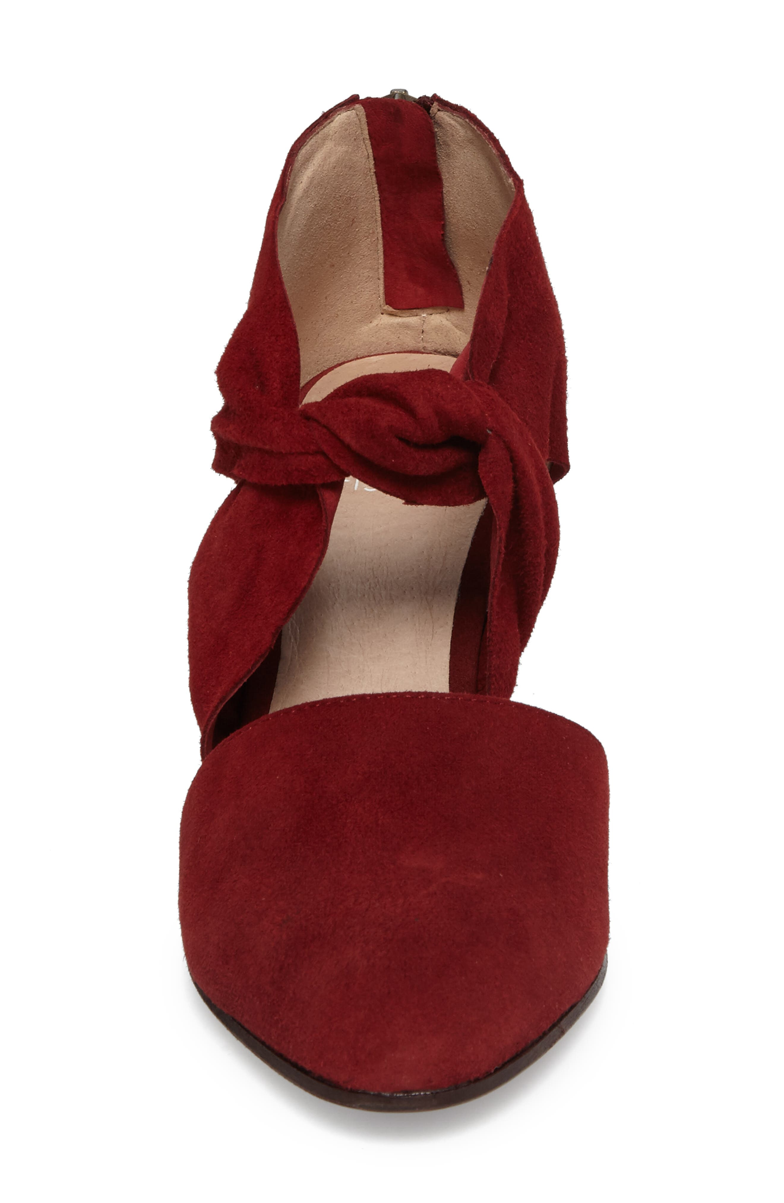 Alternate Image 4  - Eileen Fisher Mary d'Orsay Pump (Women)