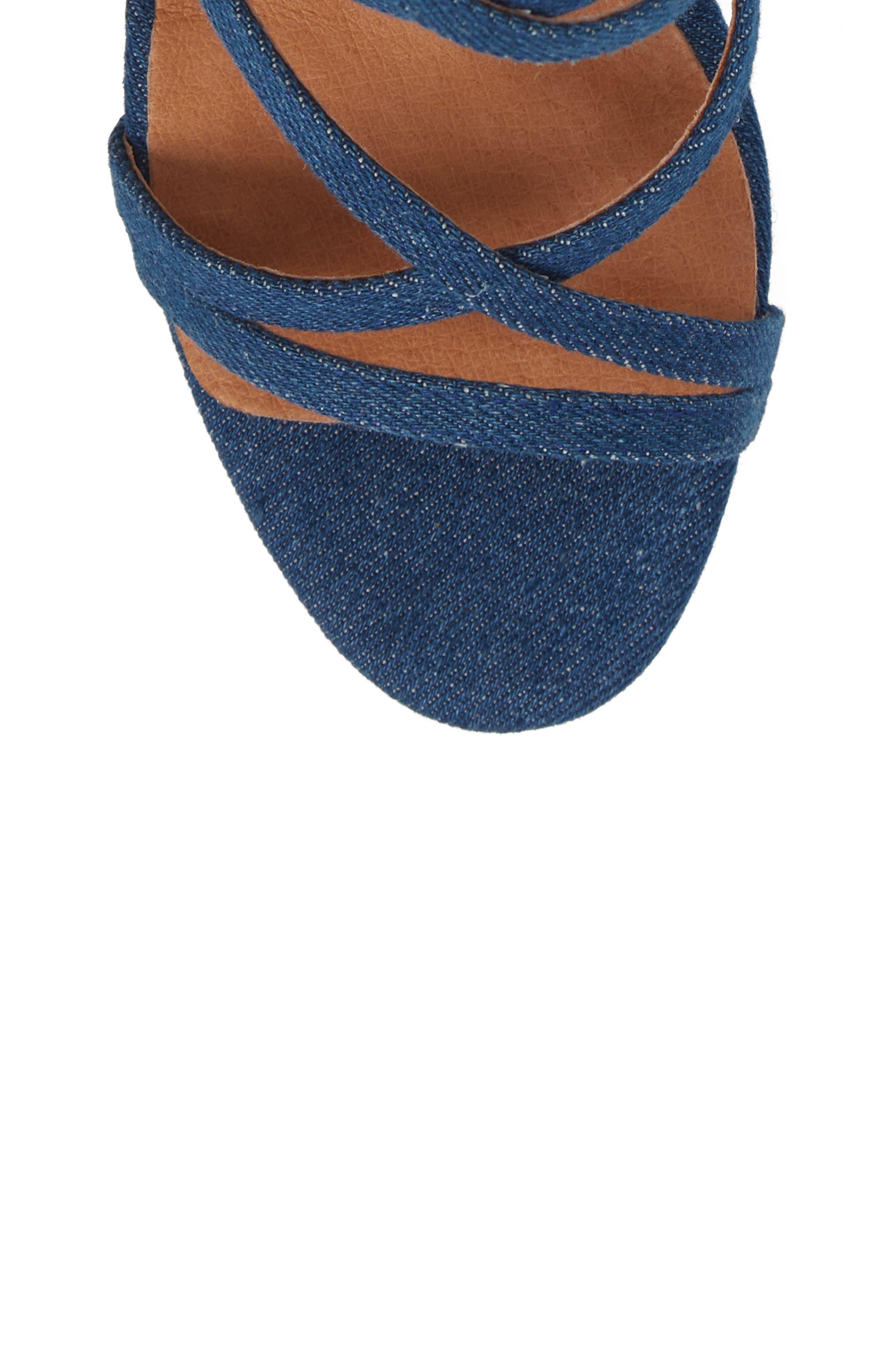 Alternate Image 4  - Jeffrey Campbell 'Despina' Strappy Sandal (Women)