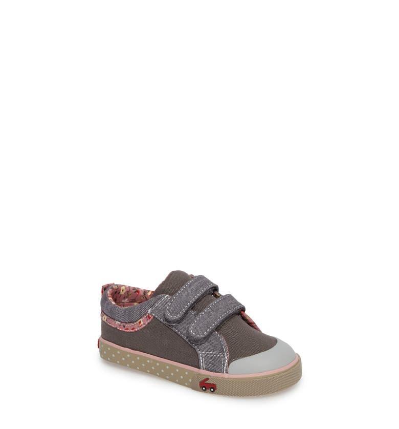 USA: See Kai Run Kids Robyne Gray Dots Girl's Shoes