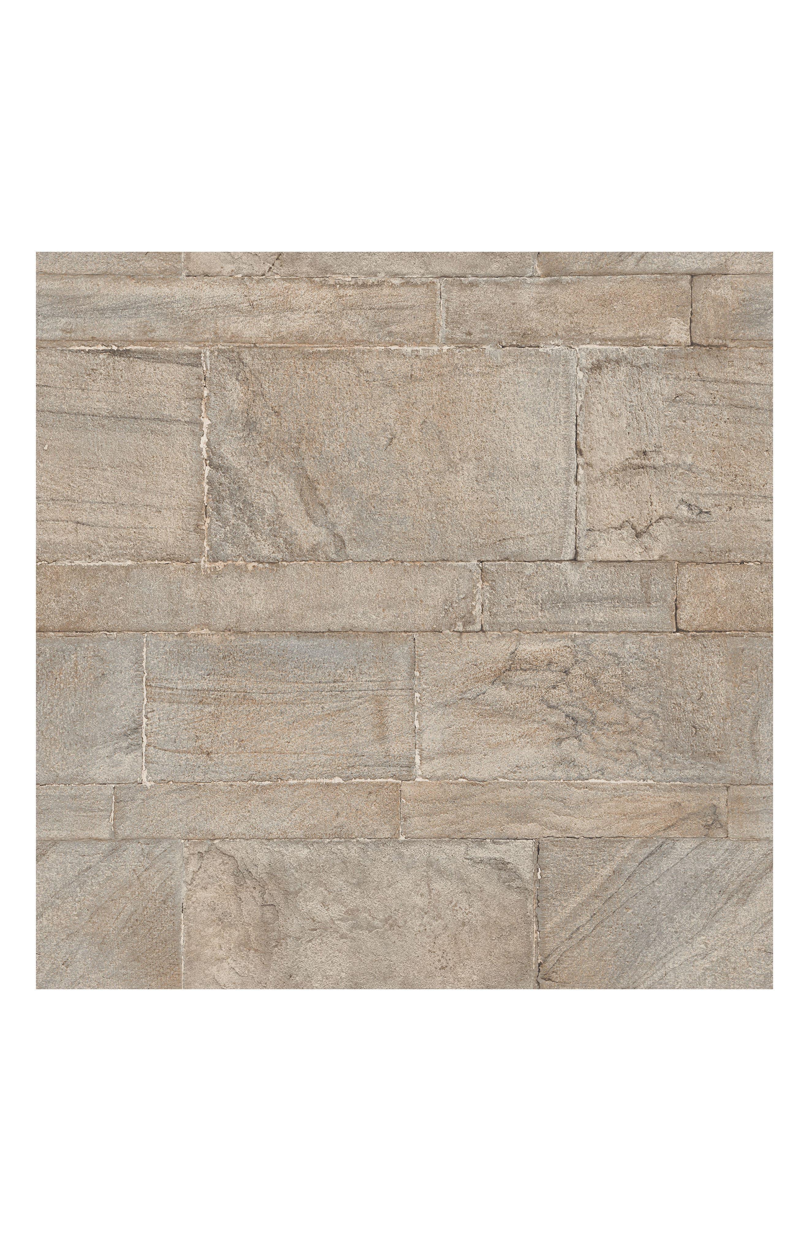 Wallpops Beige Sandstone Peel & Stick Wallpaper
