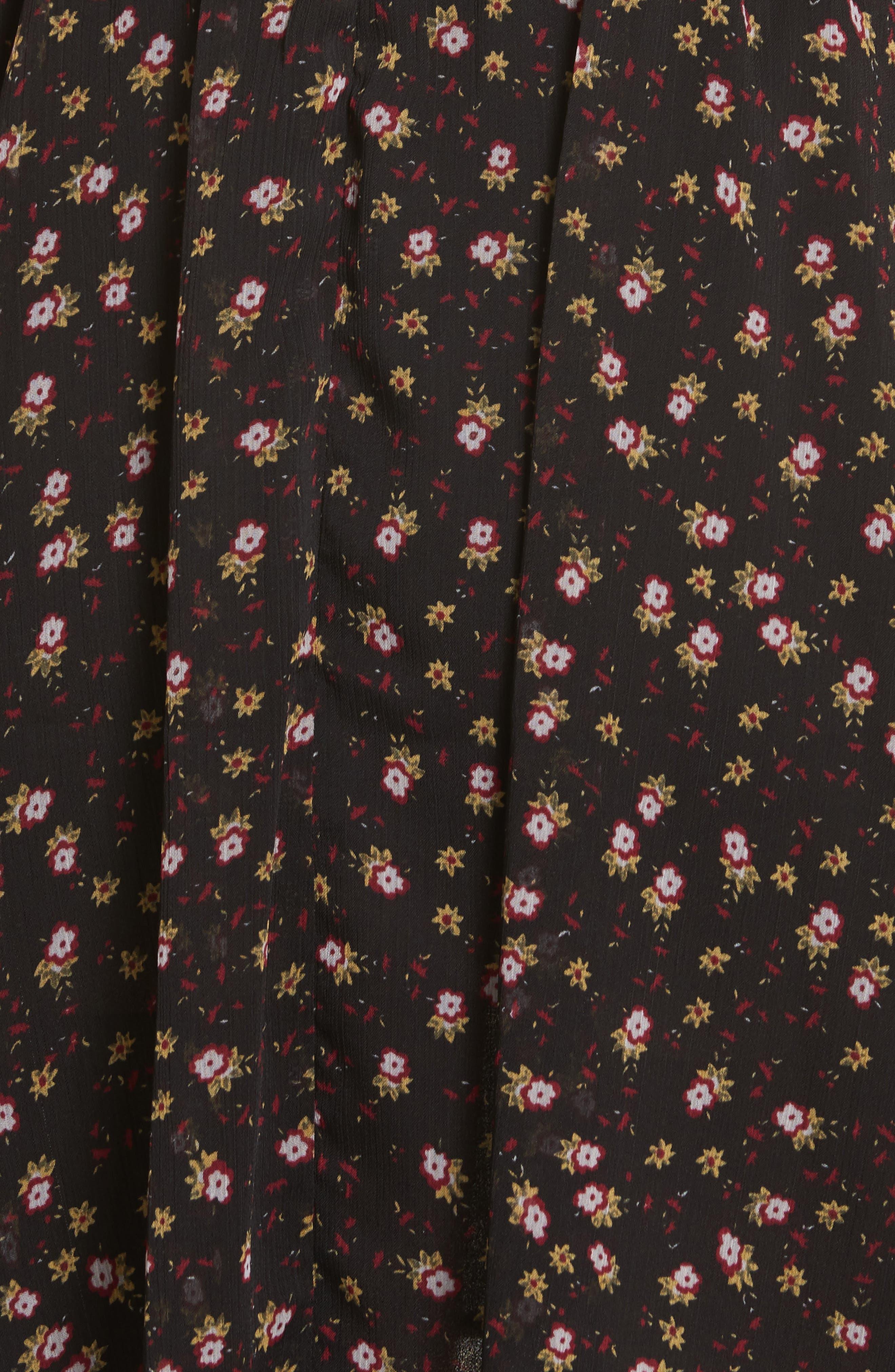 Alternate Image 5  - Rebecca Minkoff Brista Fit & Flare Dress