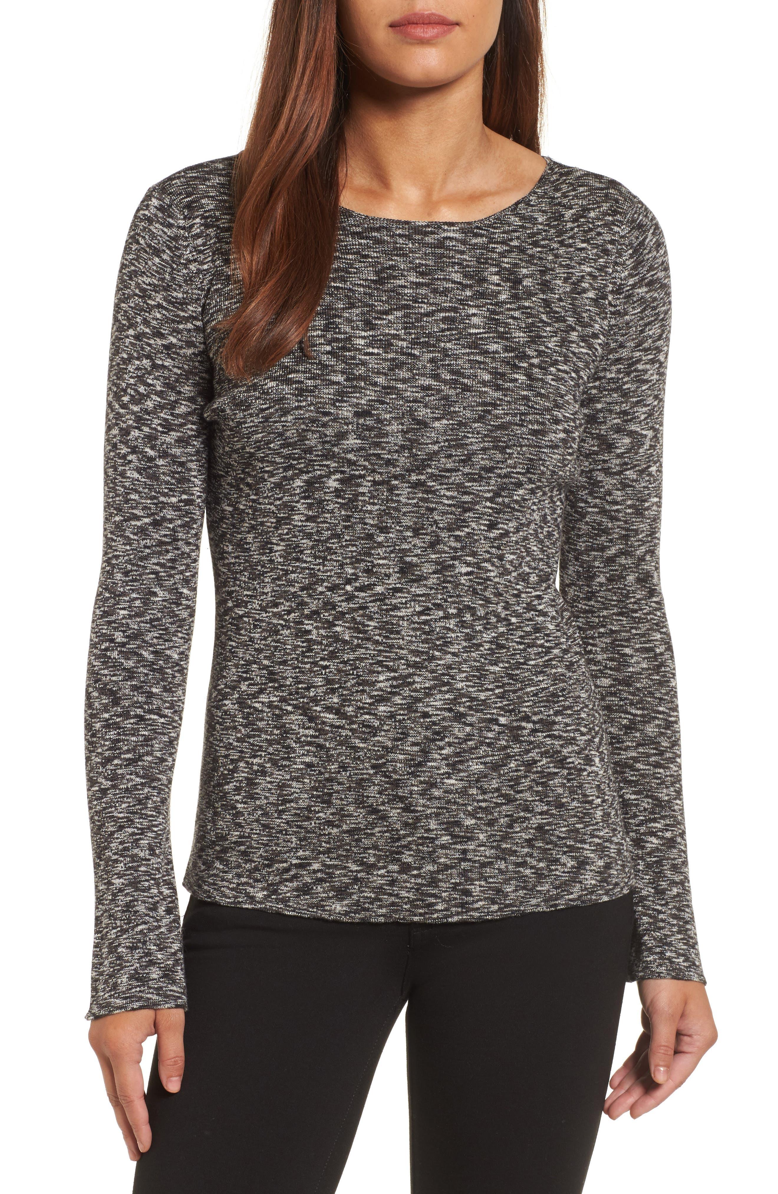 NIC+ZOE Mountain Rose Sweater