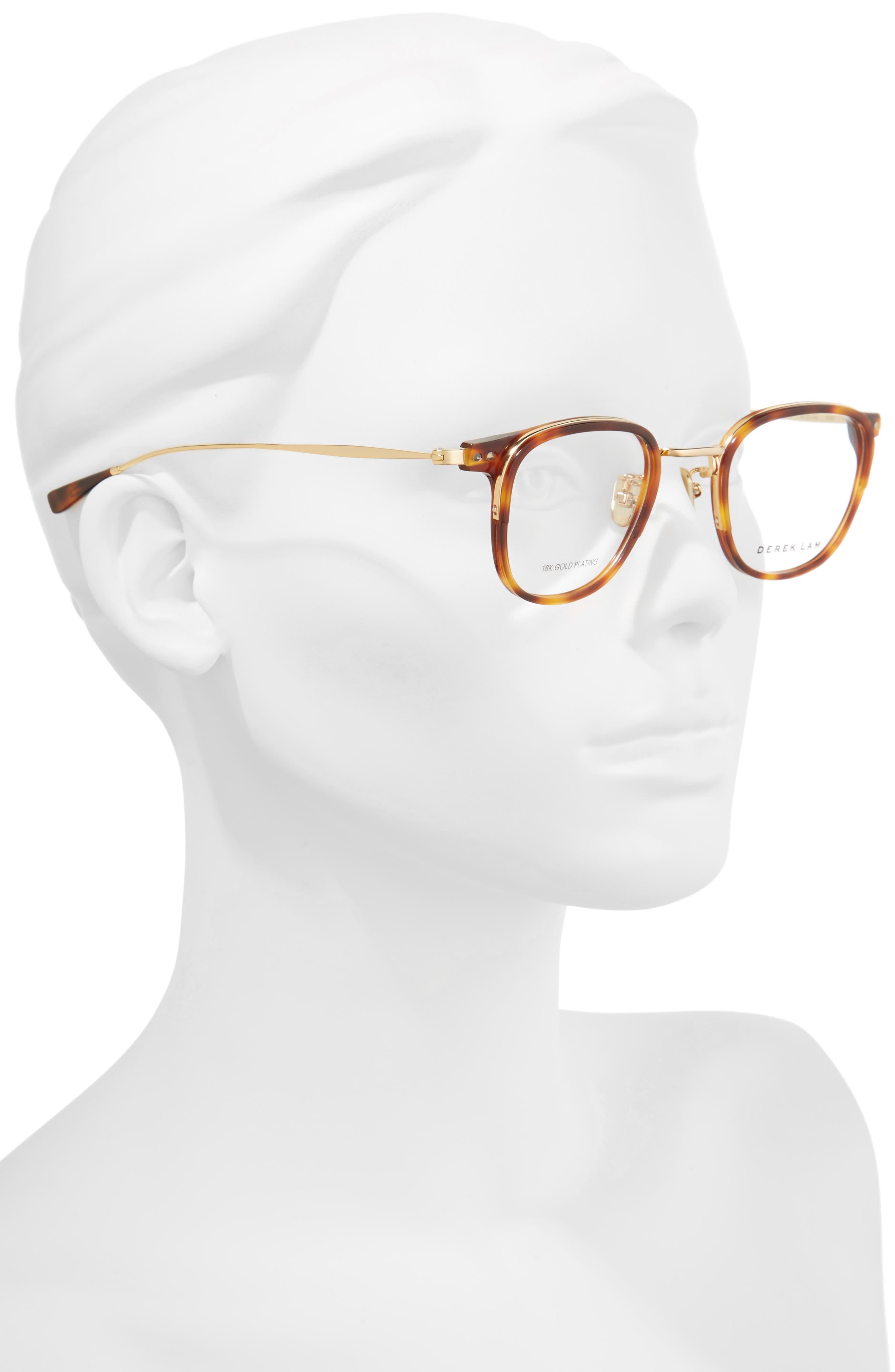 Alternate Image 2  - Derek Lam 49mm Optical Glasses
