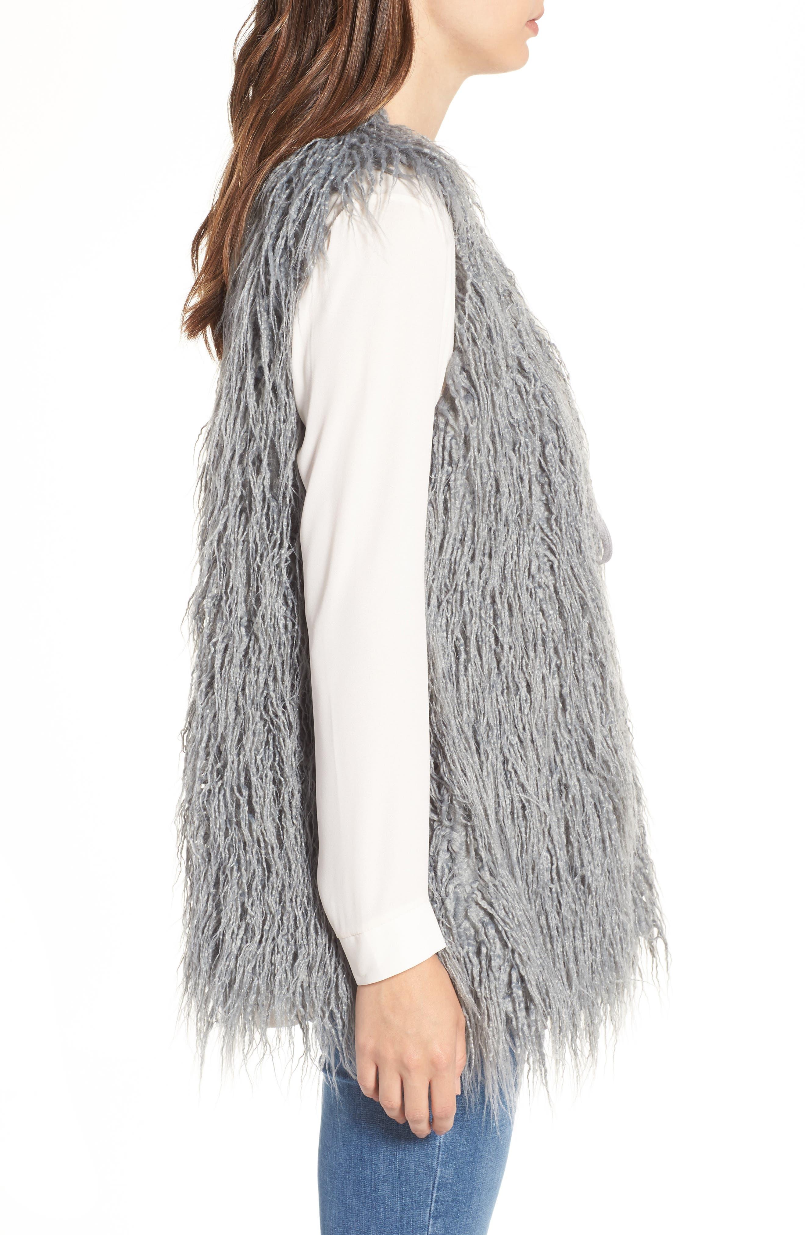 Alternate Image 3  - Show Me Your Mumu Luis Faux Fur Vest