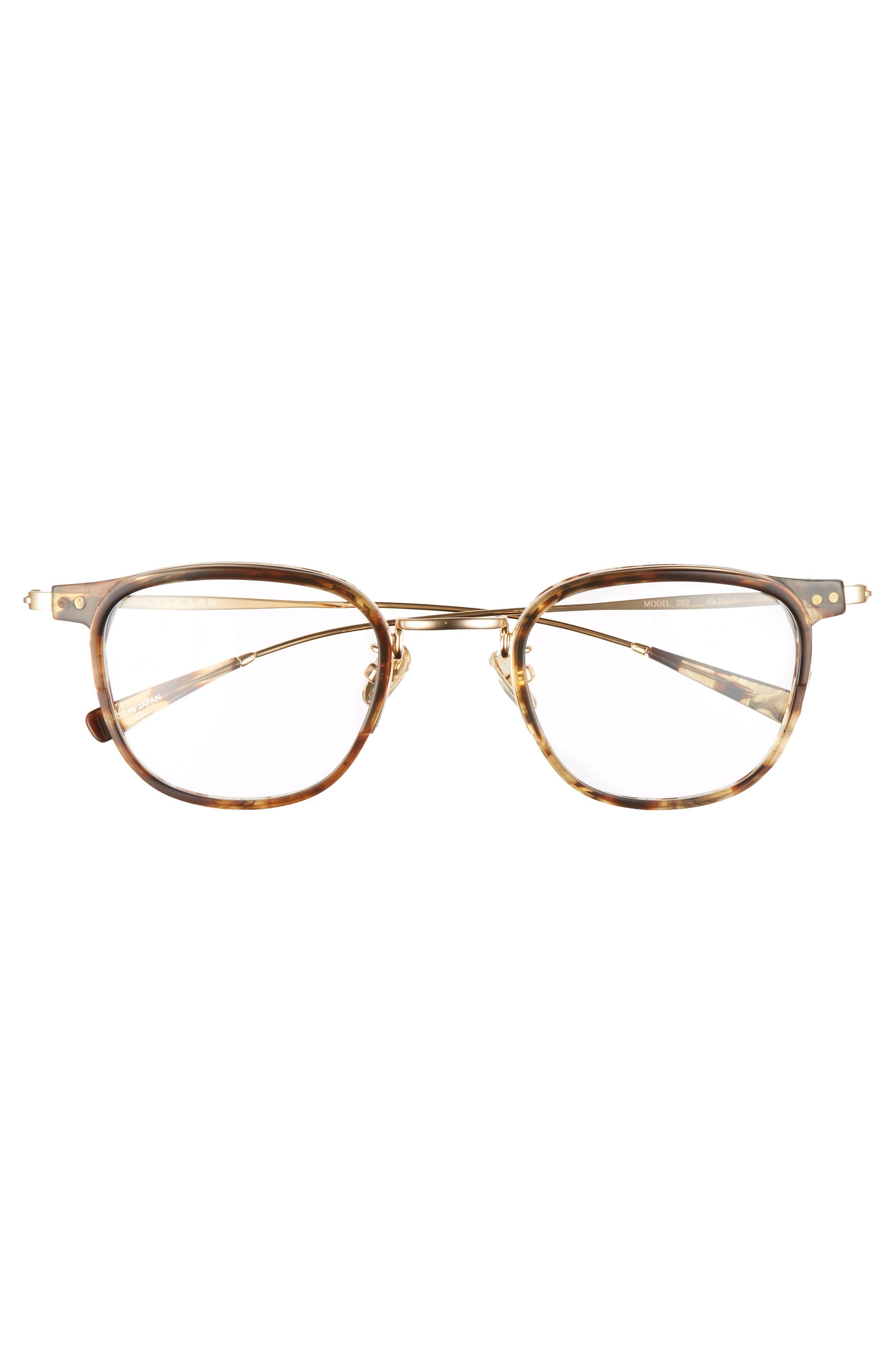 Alternate Image 3  - Derek Lam 49mm Optical Glasses
