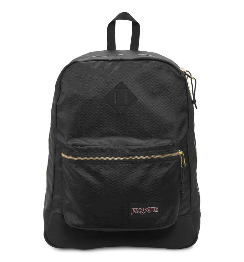 Jansport SUPER FX GYM BACKPACK - BLACK