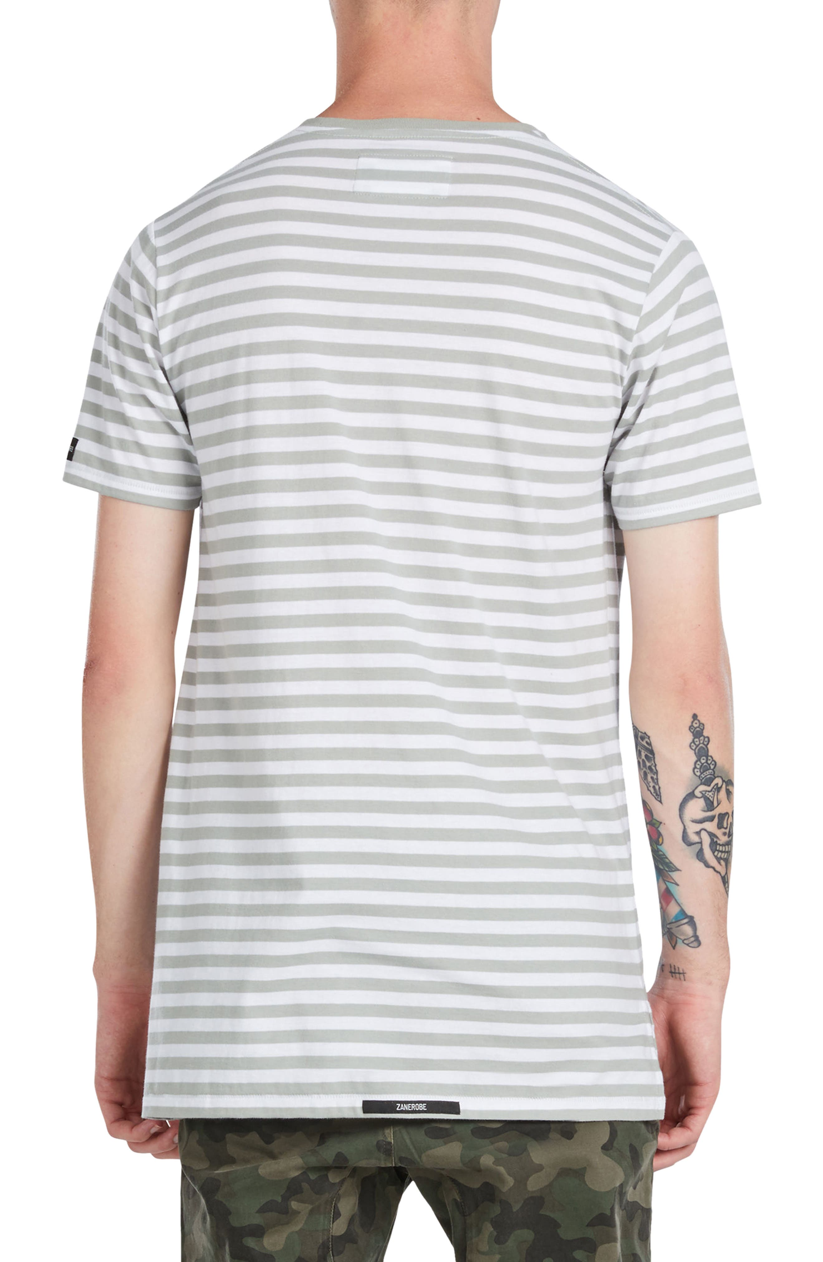 Alternate Image 2  - ZANEROBE Flintlock Longline T-Shirt