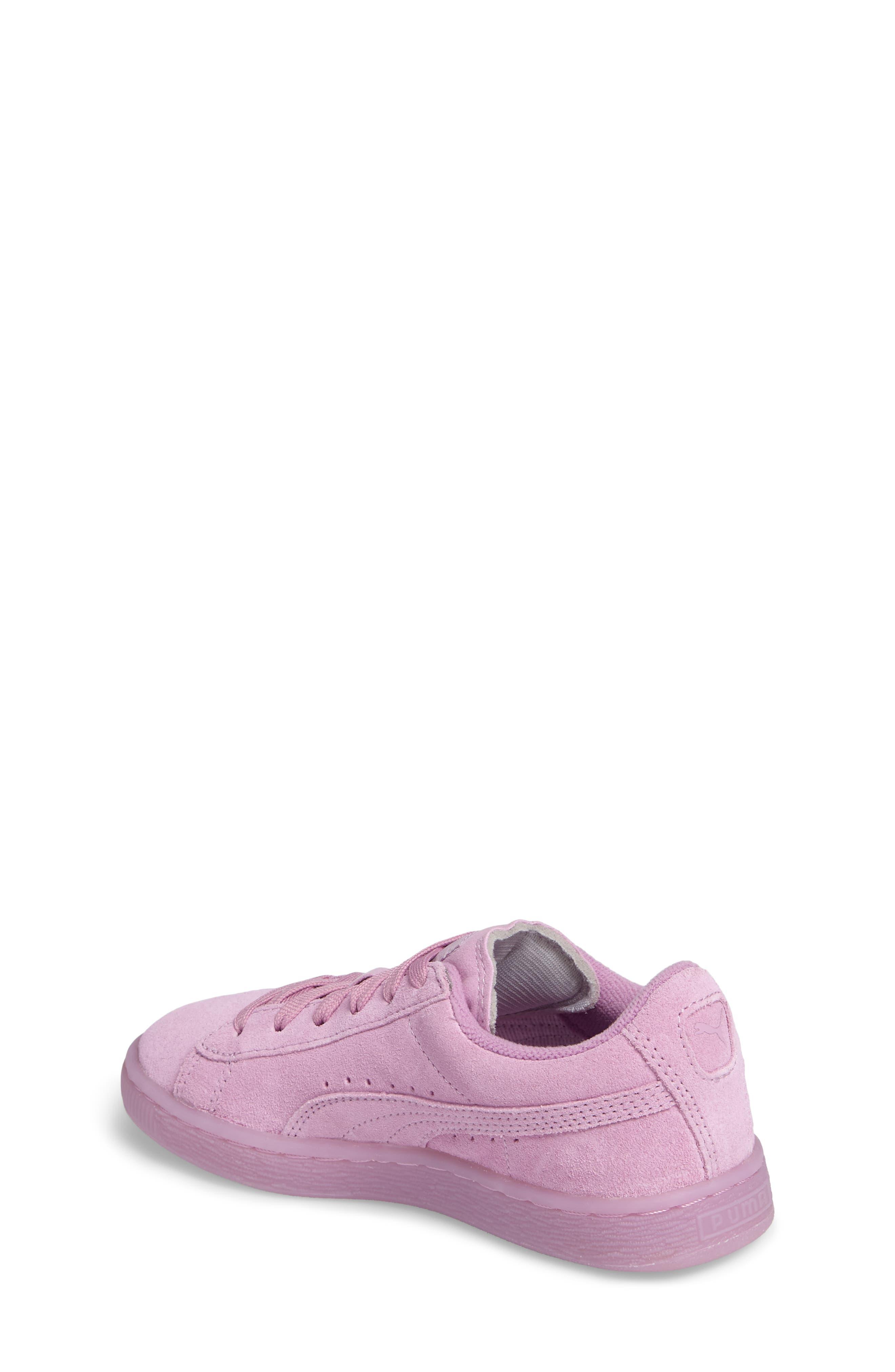Alternate Image 2  - PUMA Iced Sneaker (Toddler, Little Kid & Big Kid)