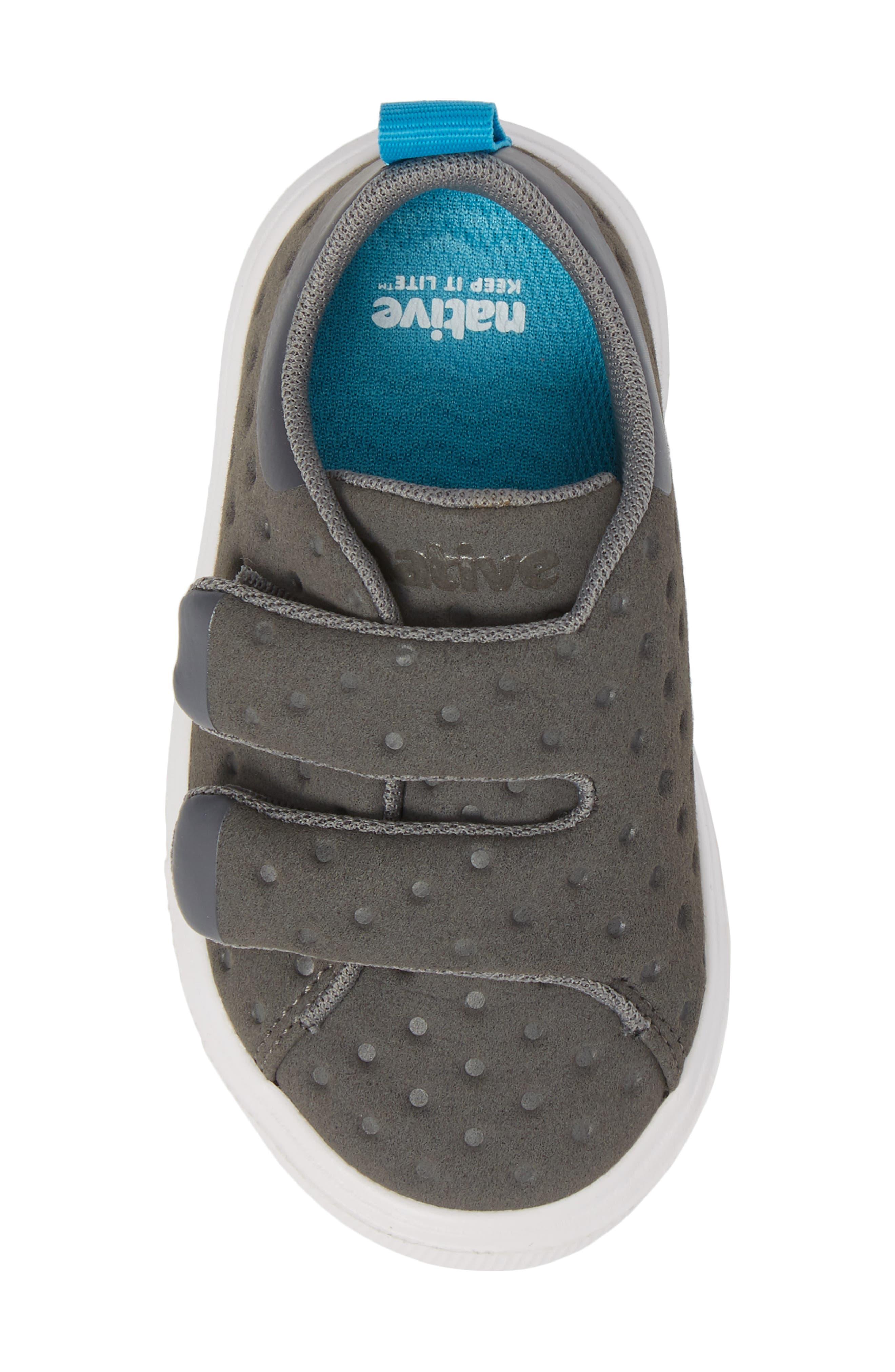 Monaco Sneaker,                             Alternate thumbnail 5, color,                             Dublin Grey/ Shell White