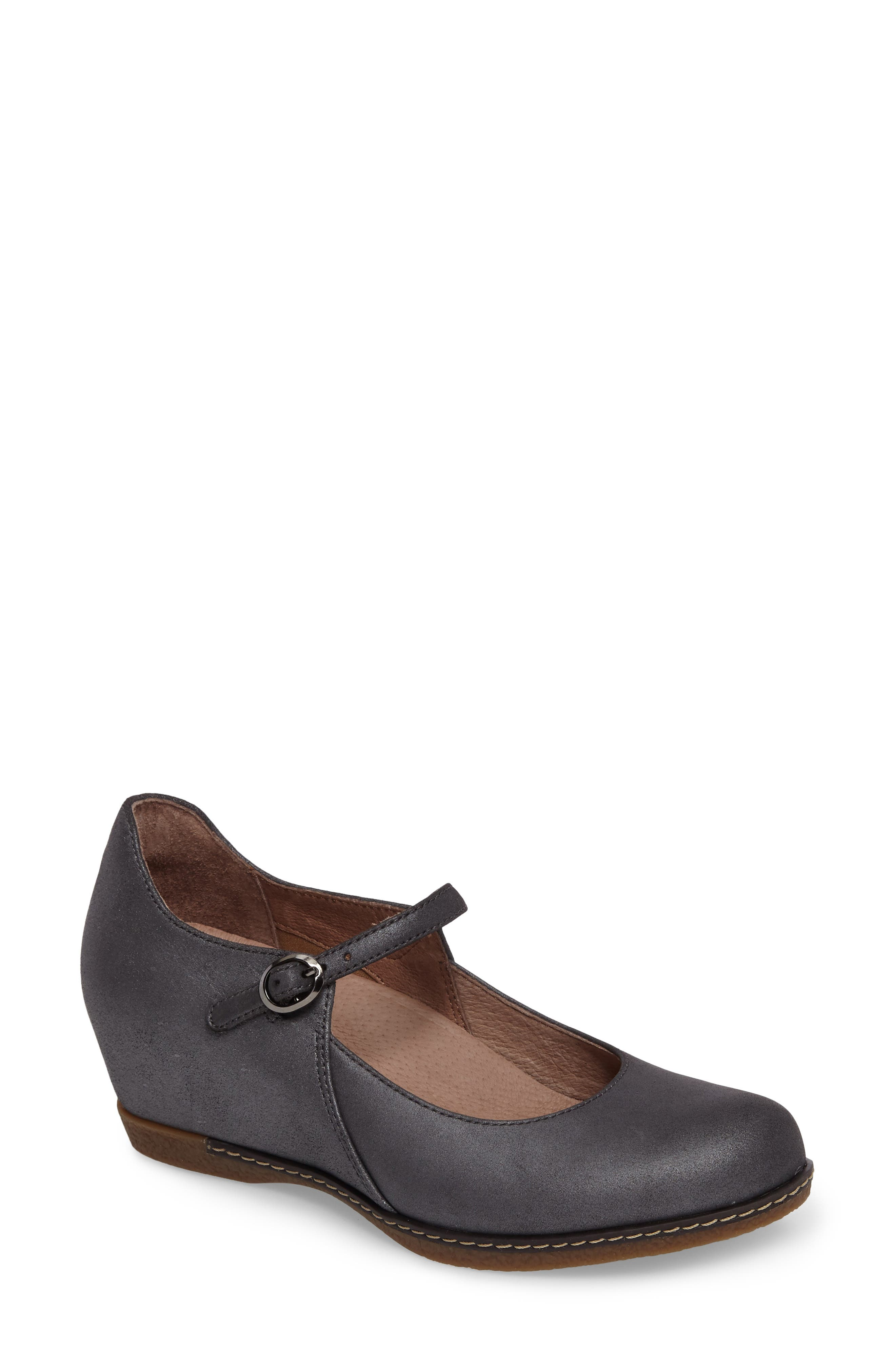 Dansko Loralie Mary Jane Wedge (Women)