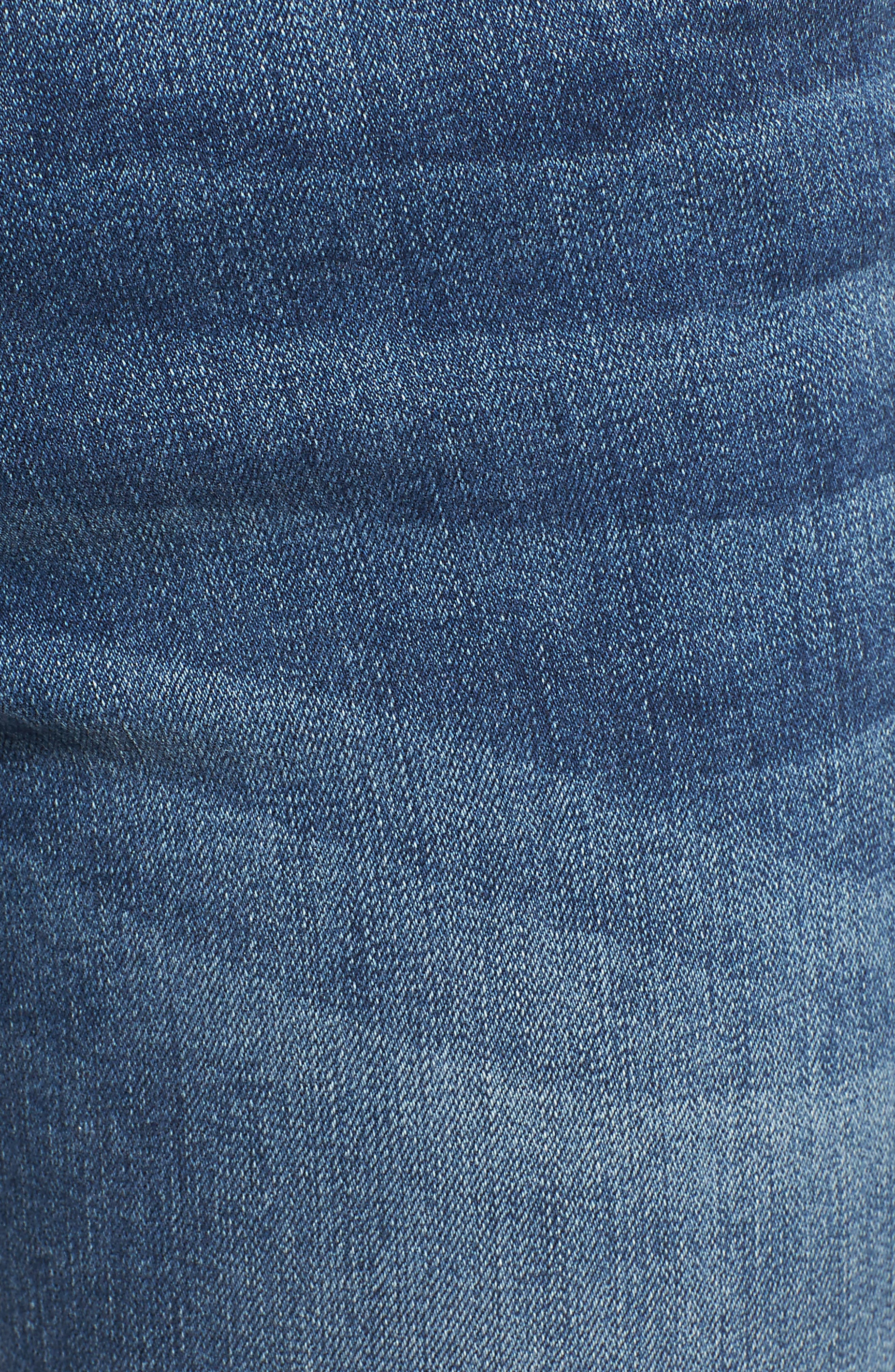 Alternate Image 6  - KUT from the Kloth Donna Skinny Jeans (Venturesome)