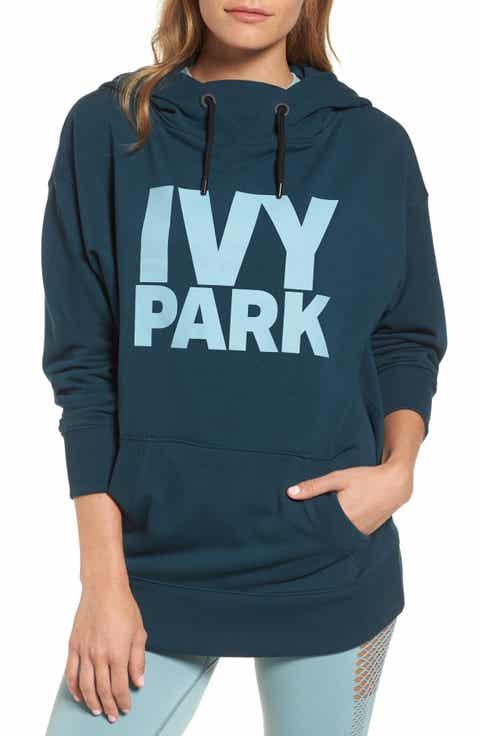 beyonce 39 s ivy park women 39 s blue activewear nordstrom. Black Bedroom Furniture Sets. Home Design Ideas