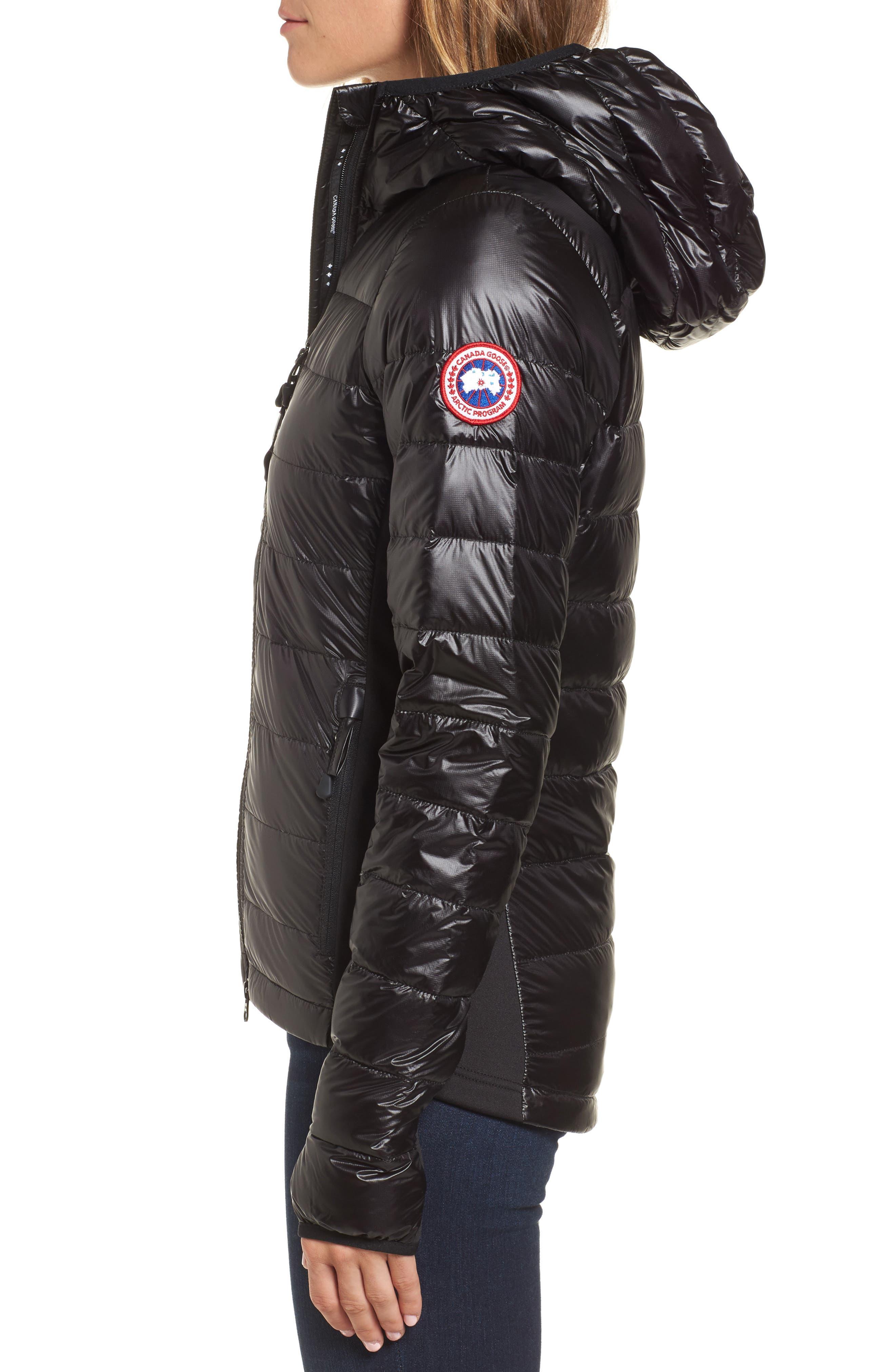 Alternate Image 3  - Canada Goose 'Hybridge Lite' Slim Fit Hooded Packable Down Jacket (Online Only)