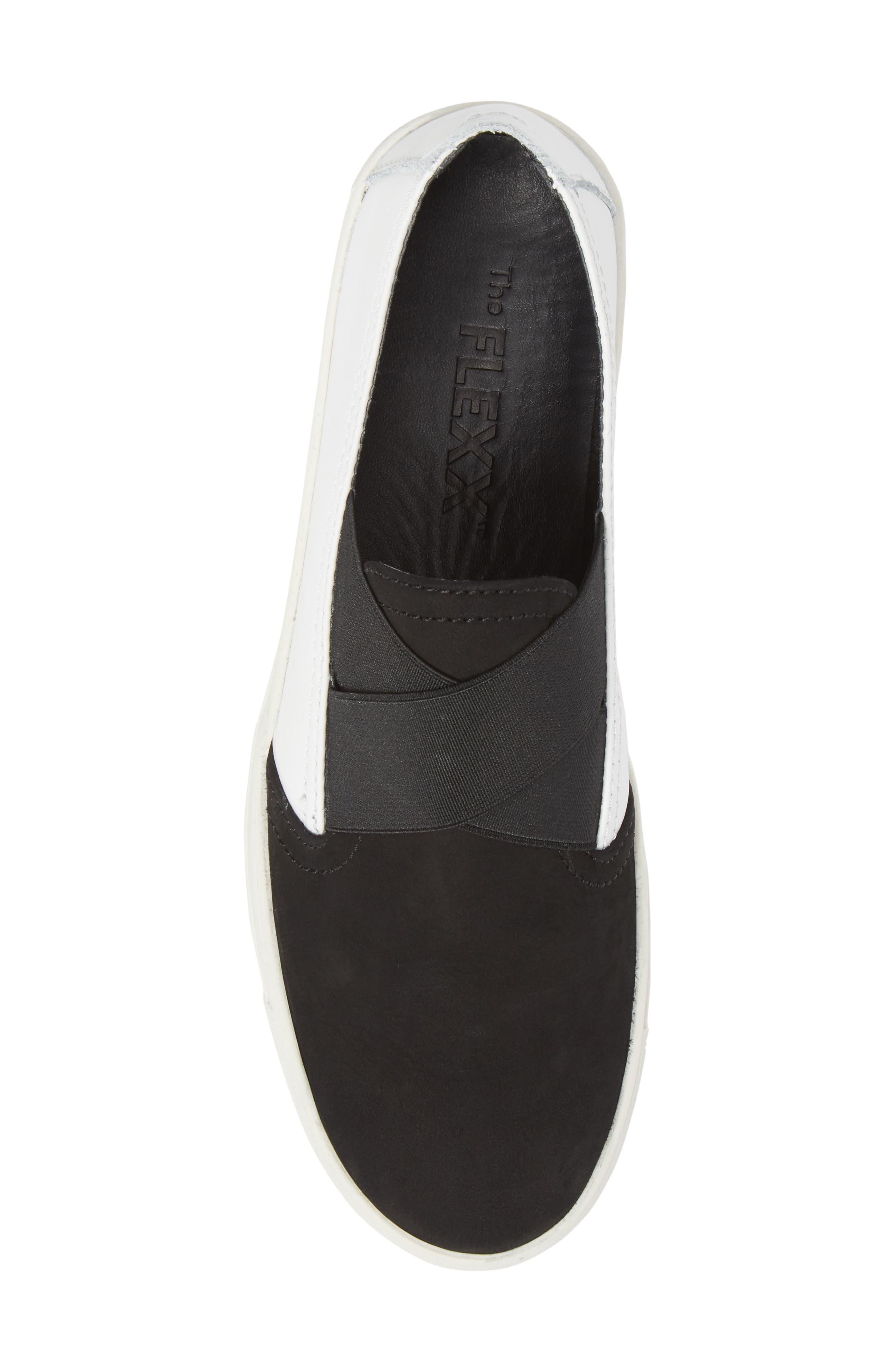 Alternate Image 5  - The FLEXX La Cross Slip-On Sneaker (Women)