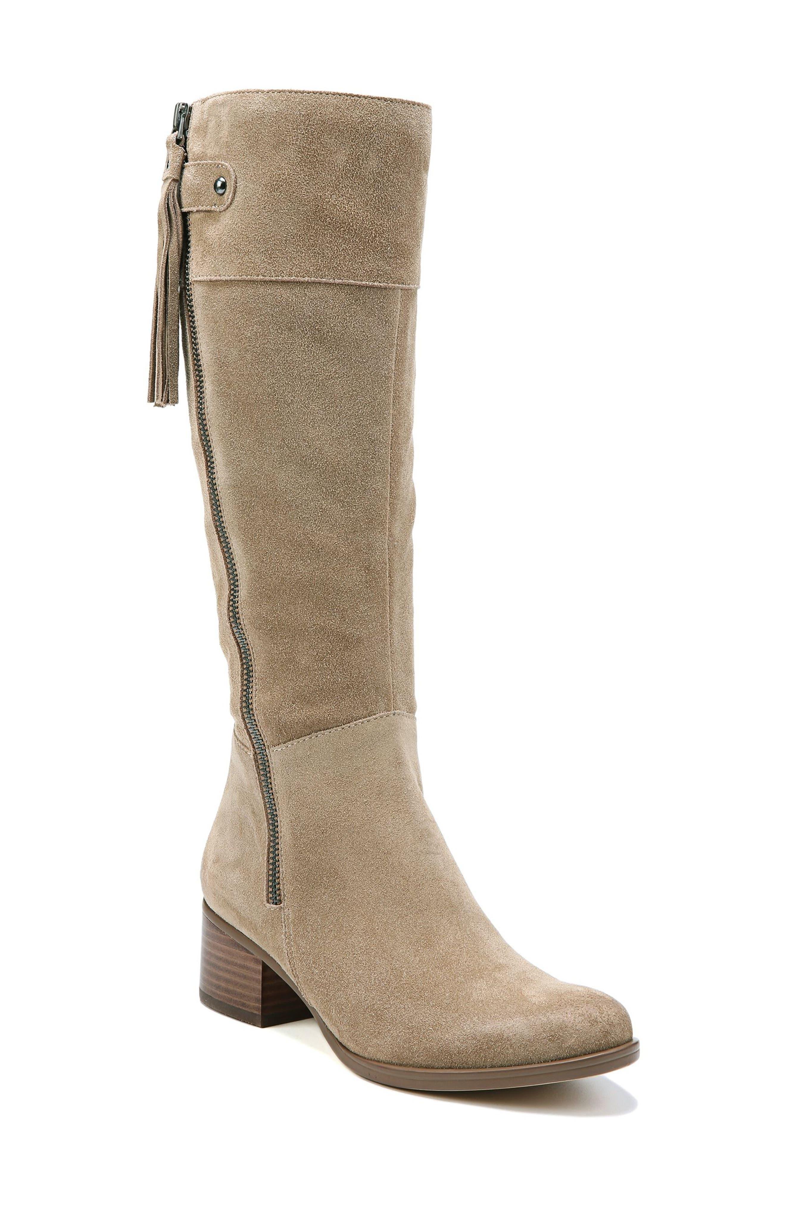 Naturalizer Demi Mid Calf Boot (Women)