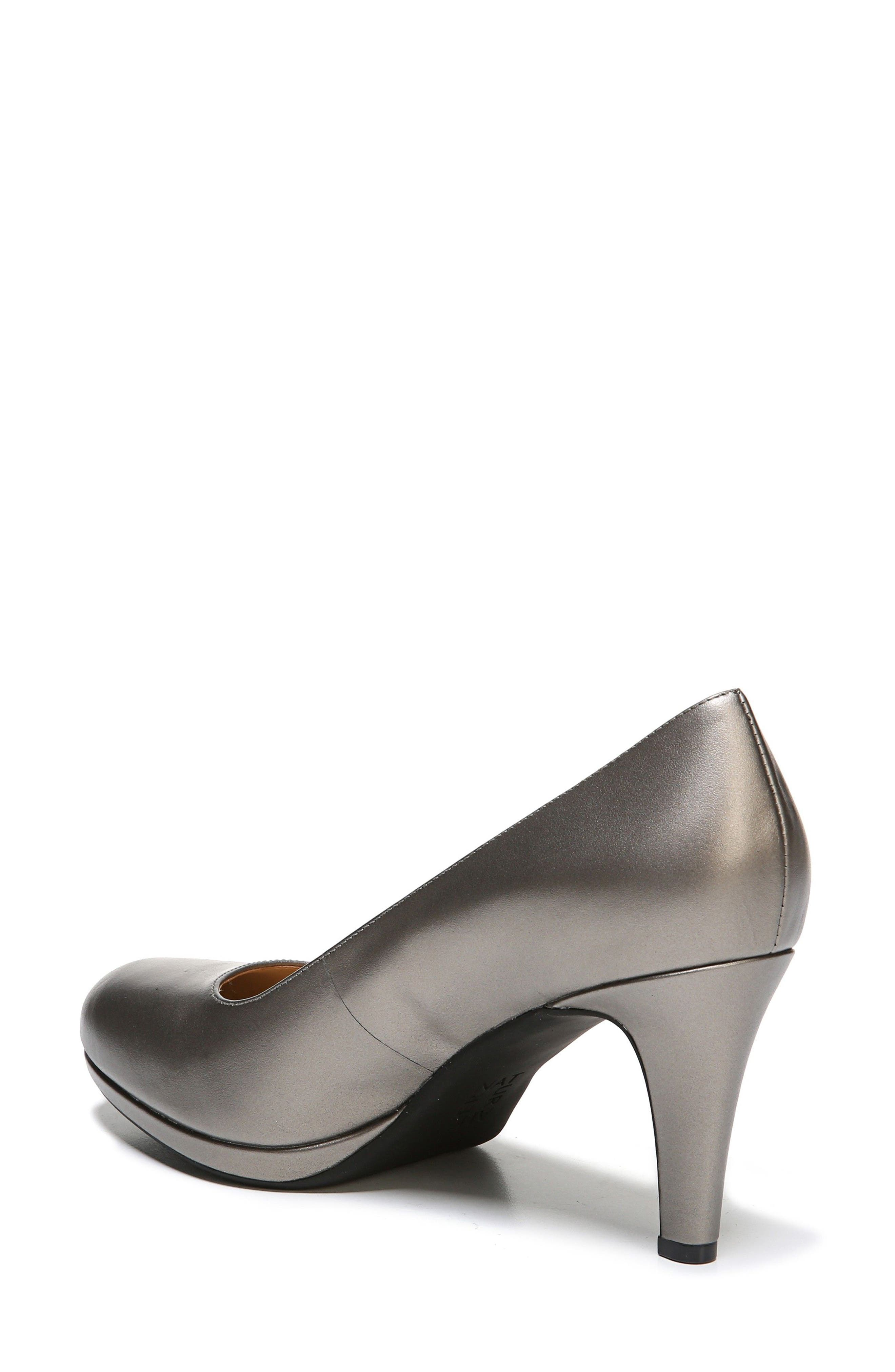 Alternate Image 2  - Naturalizer 'Michelle' Almond Toe Pump (Women)