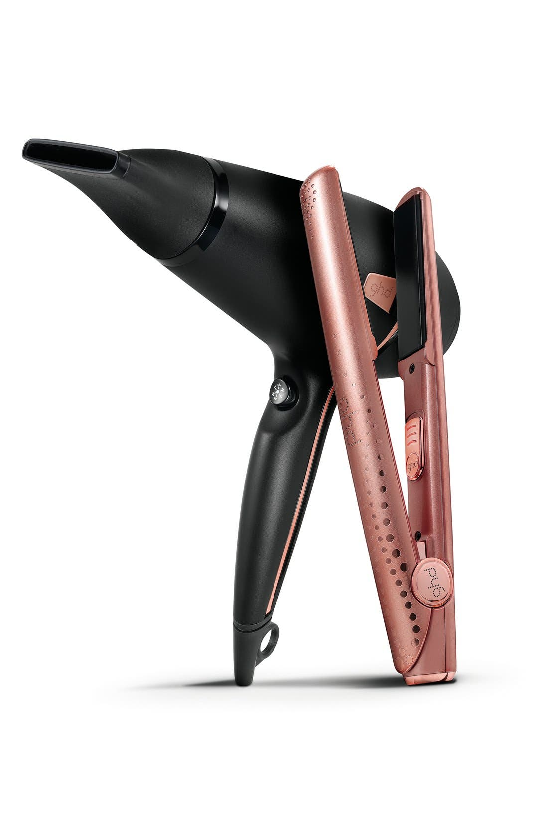 Alternate Image 1 Selected - ghd 'Rose Gold' Deluxe Set
