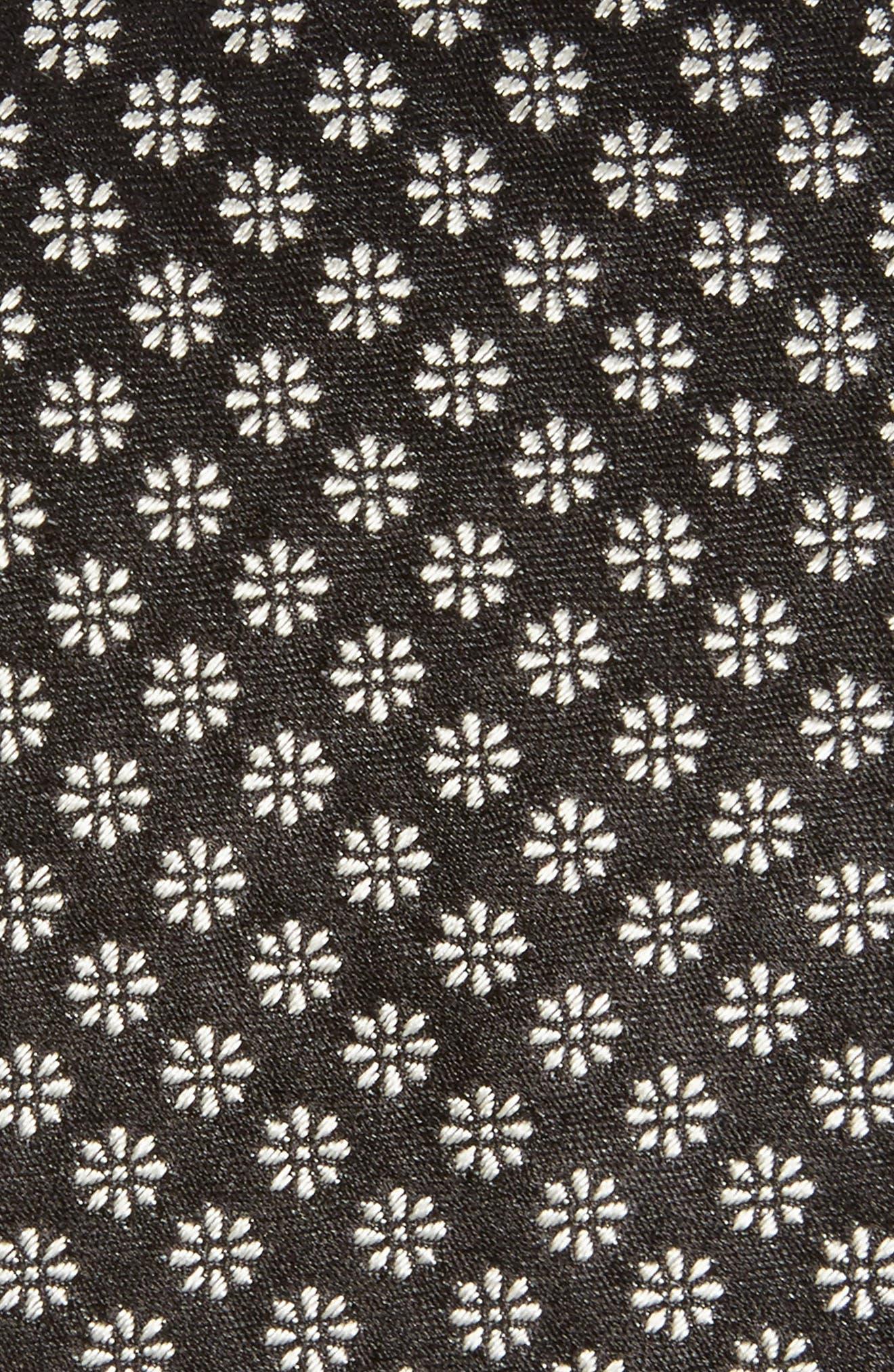 Alternate Image 2  - Paul Smith Floral Print Skinny Tie