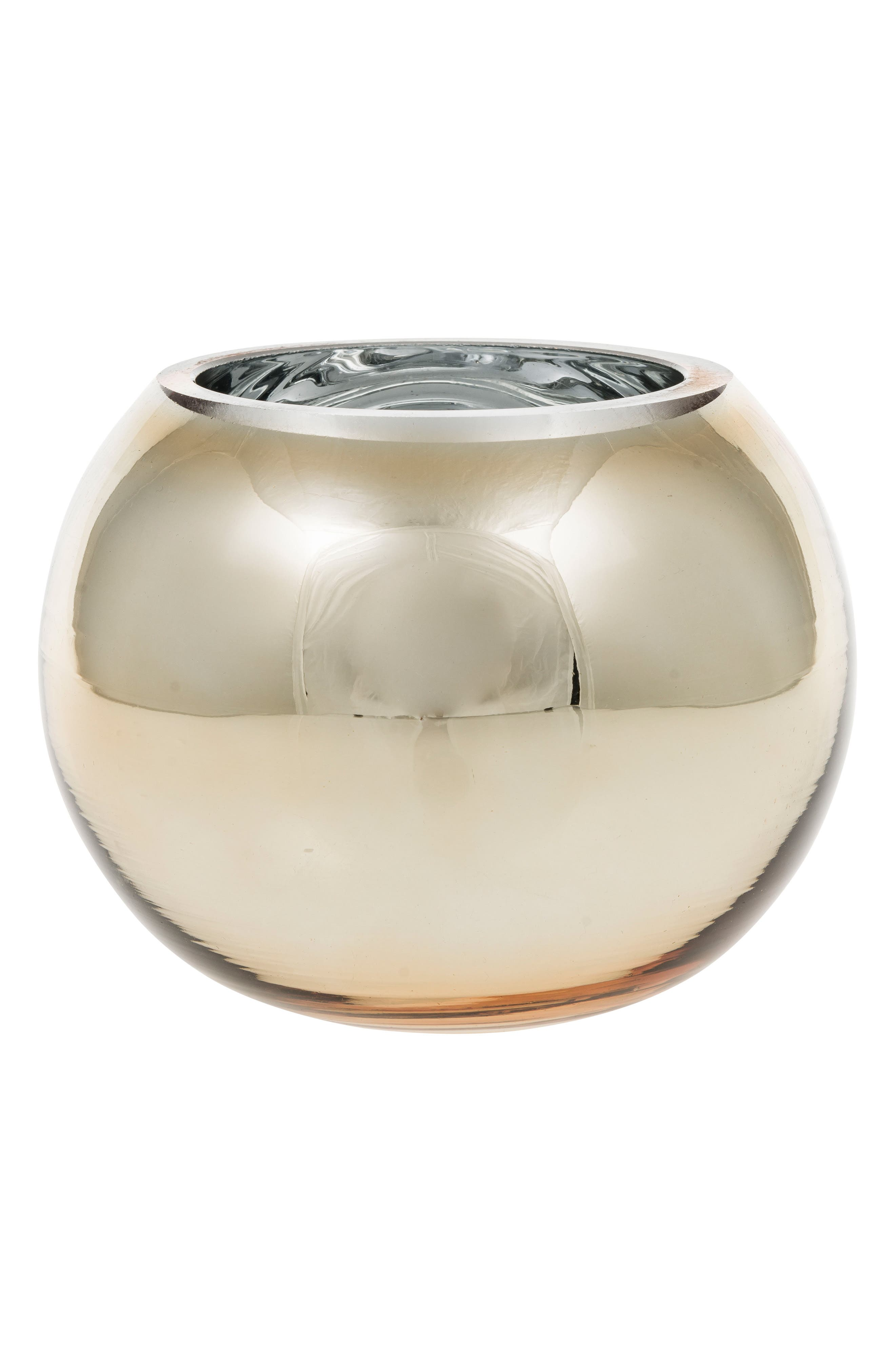 Nemo Vase,                         Main,                         color, Gold