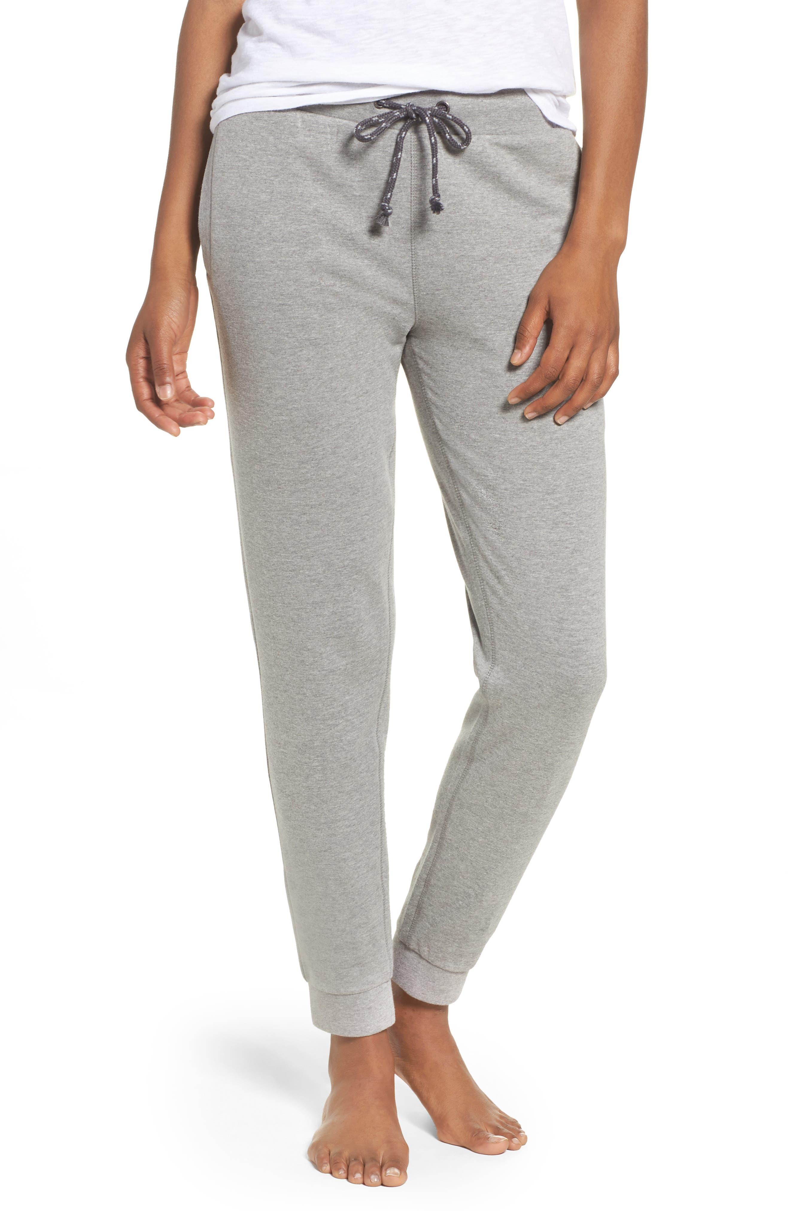 Terry Sweatpants,                         Main,                         color, Medium Heather Grey