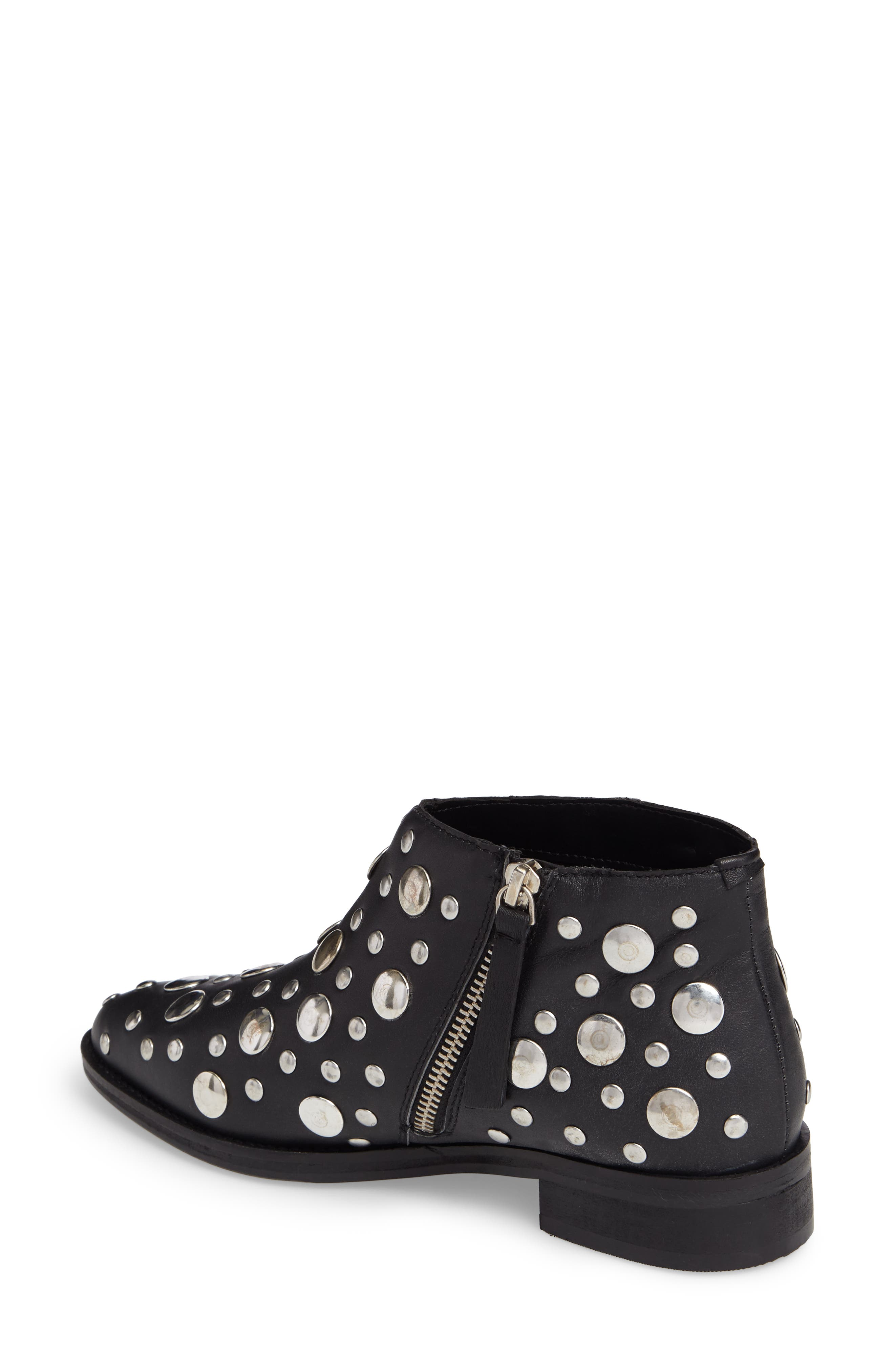 Alternate Image 2  - Topshop Alec Studded Bootie (Women)