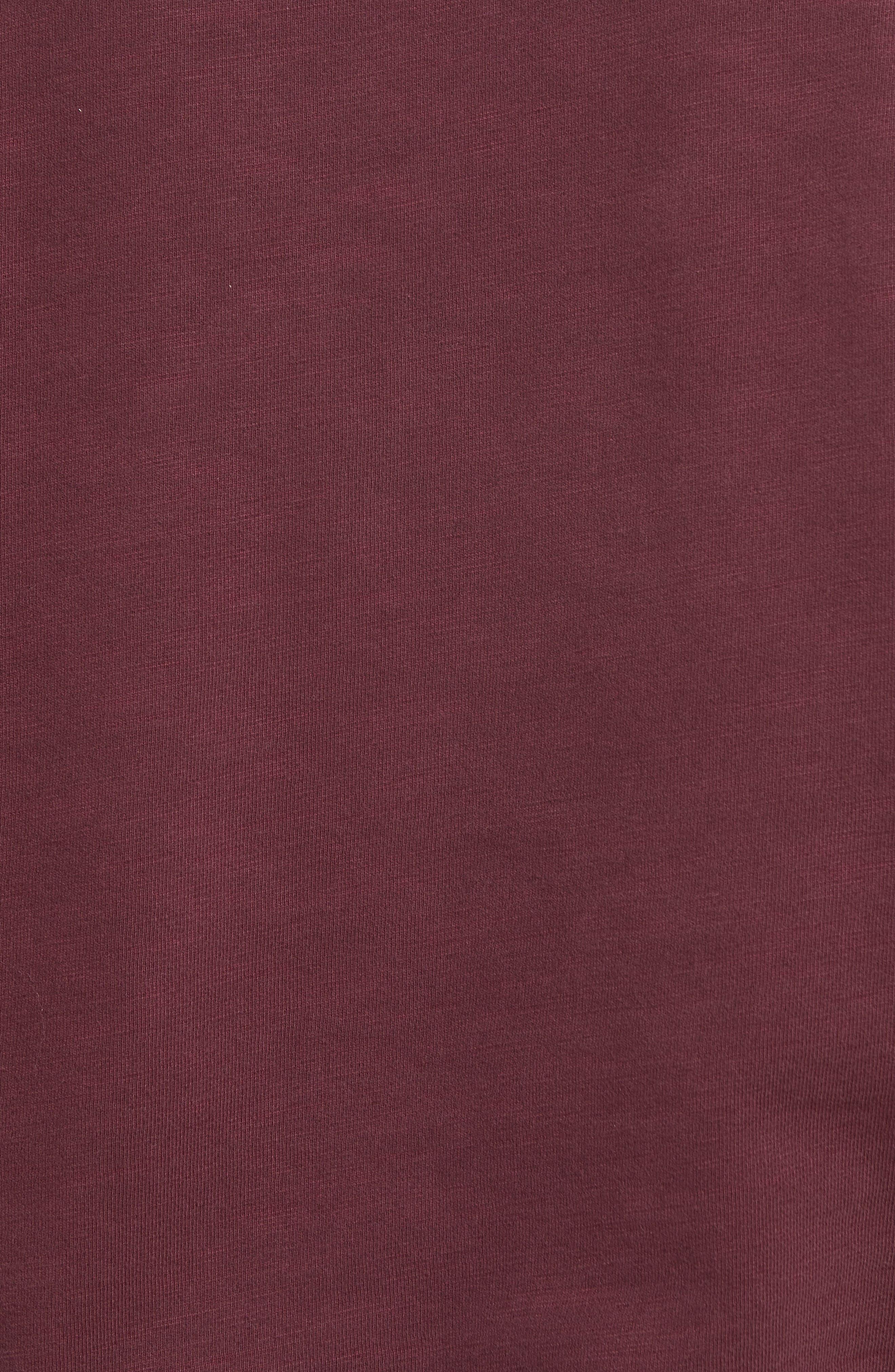 Alternate Image 5  - rag & bone/JEAN Classic Crop Pullover