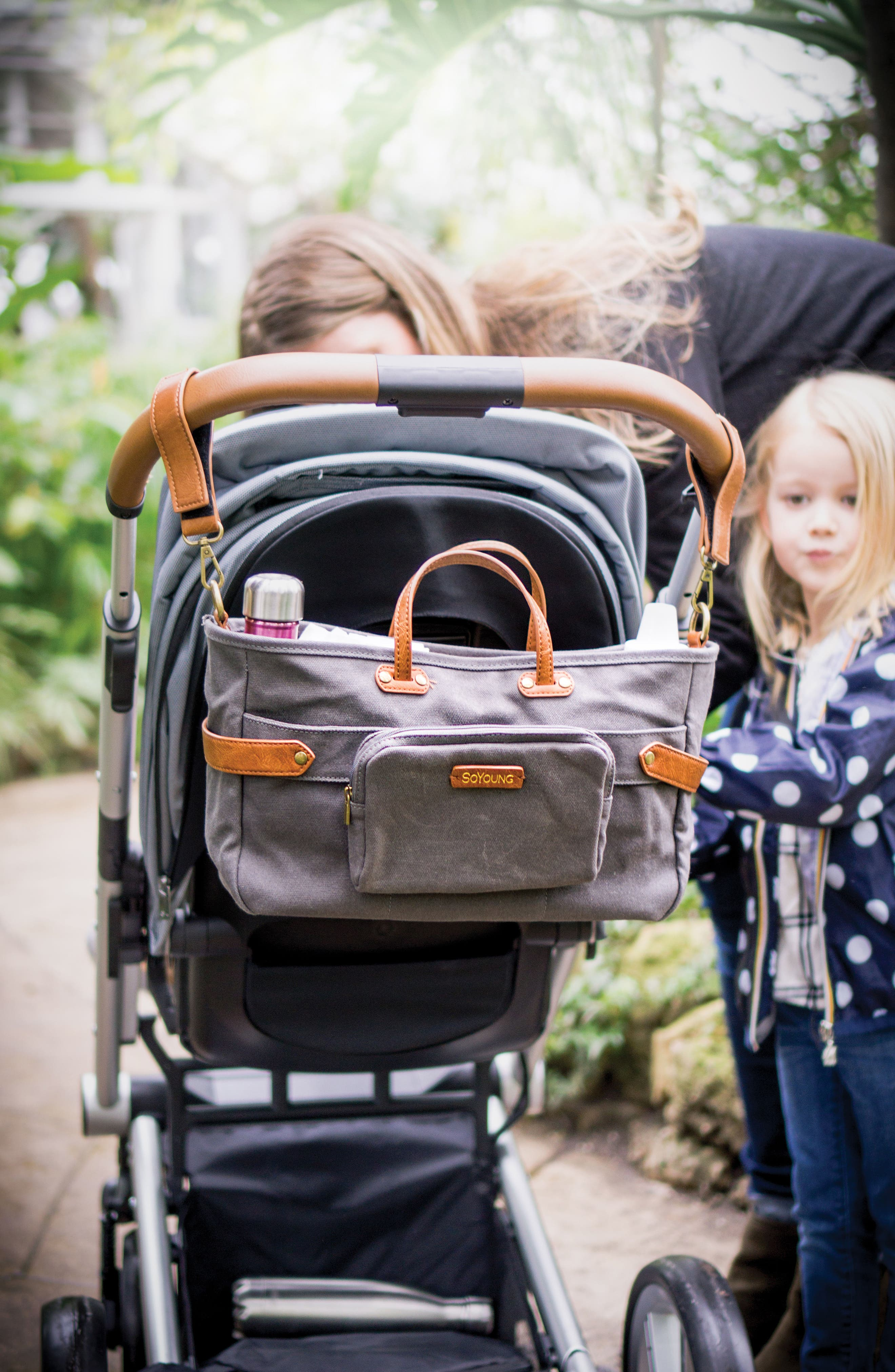 Alternate Image 4  - SoYoung Andi 3-in-1 Stroller Organizer