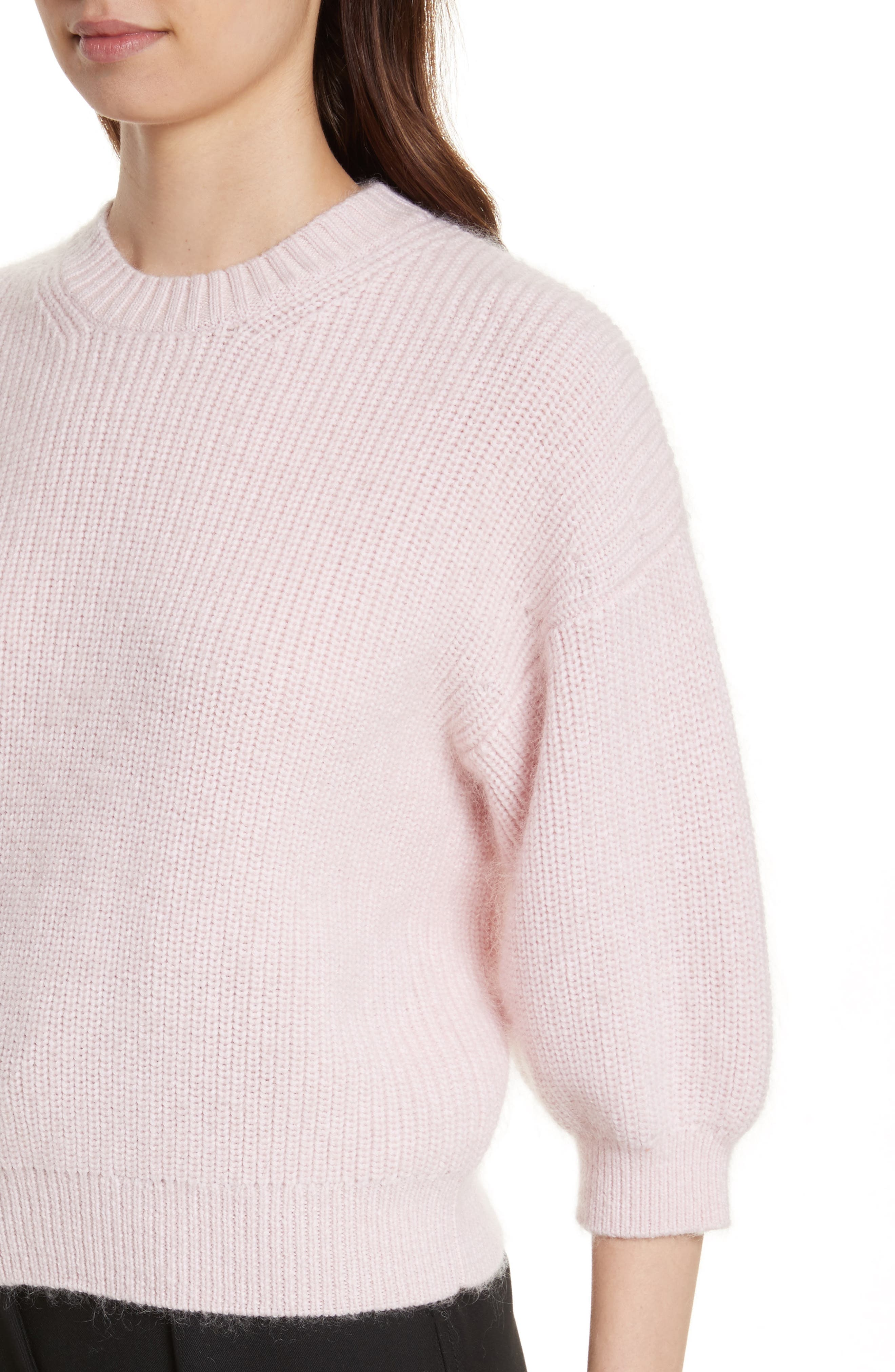 Alternate Image 4  - 3.1 Phillip Lim Puff Sleeve Wool & Mohair Blend Sweater