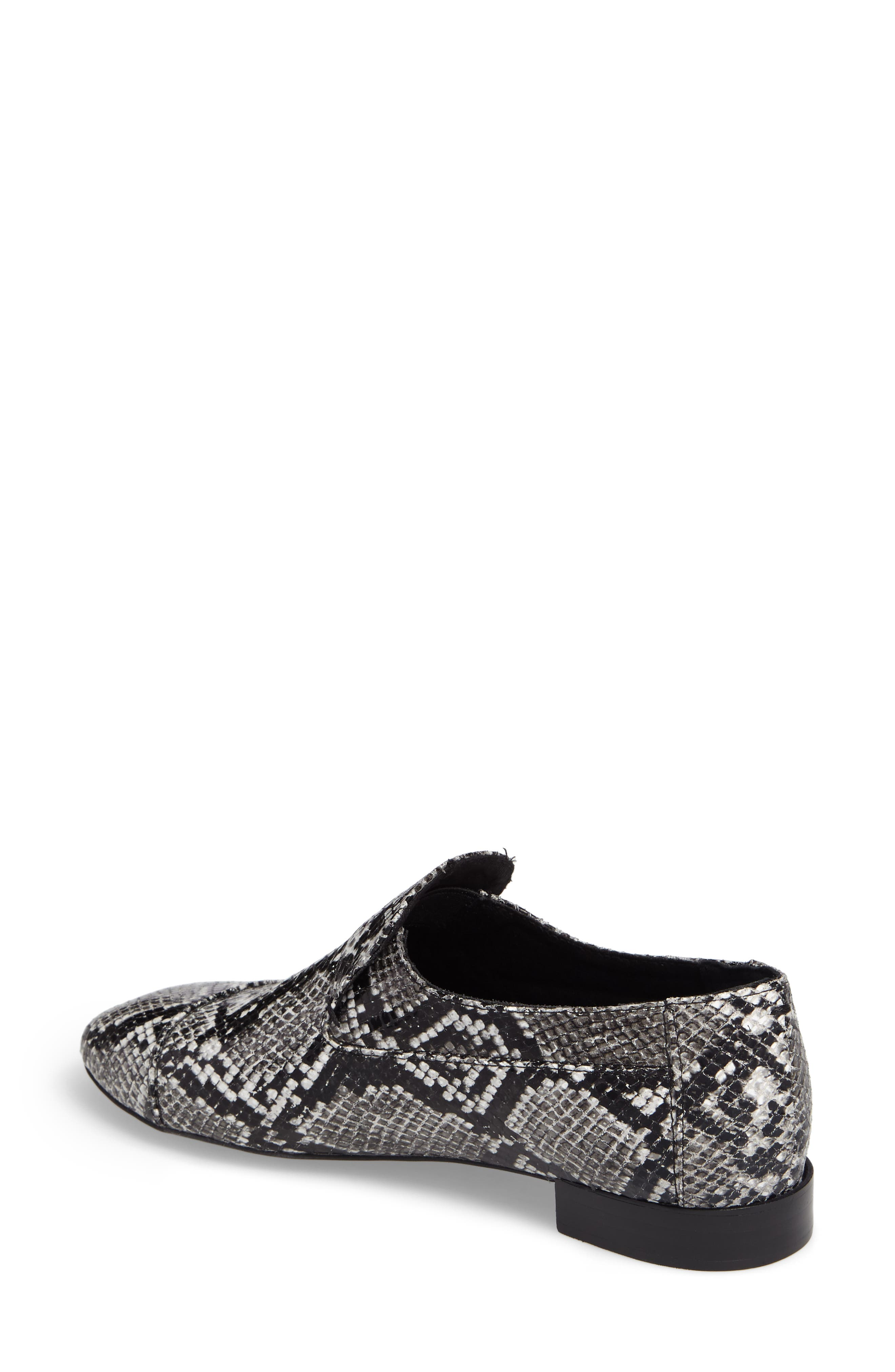 Alternate Image 2  - Jeffrey Campbell 'Bryant' Cap Toe Loafer (Women)