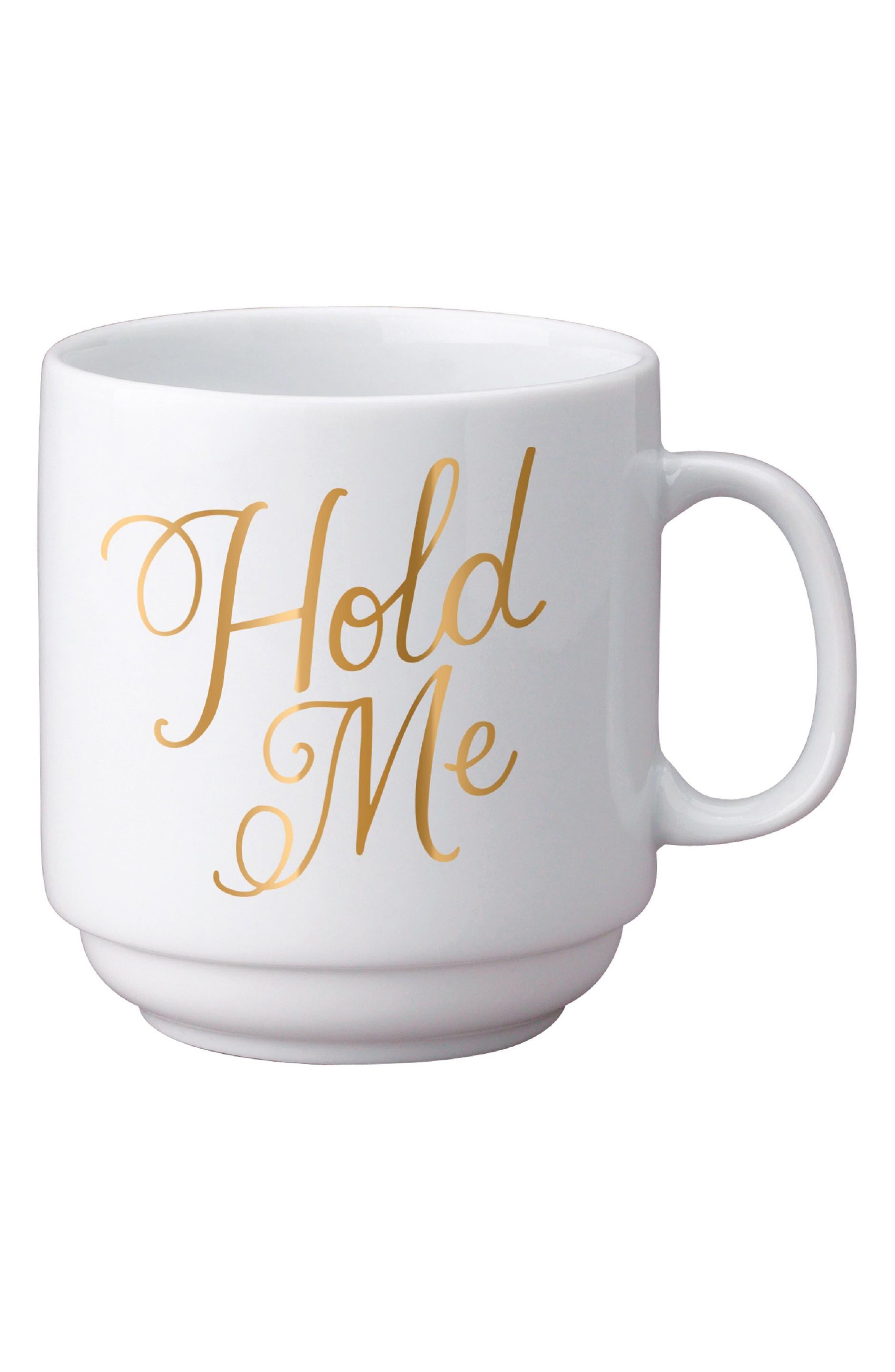 Alternate Image 1 Selected - Easy, Tiger Hold Me Mug