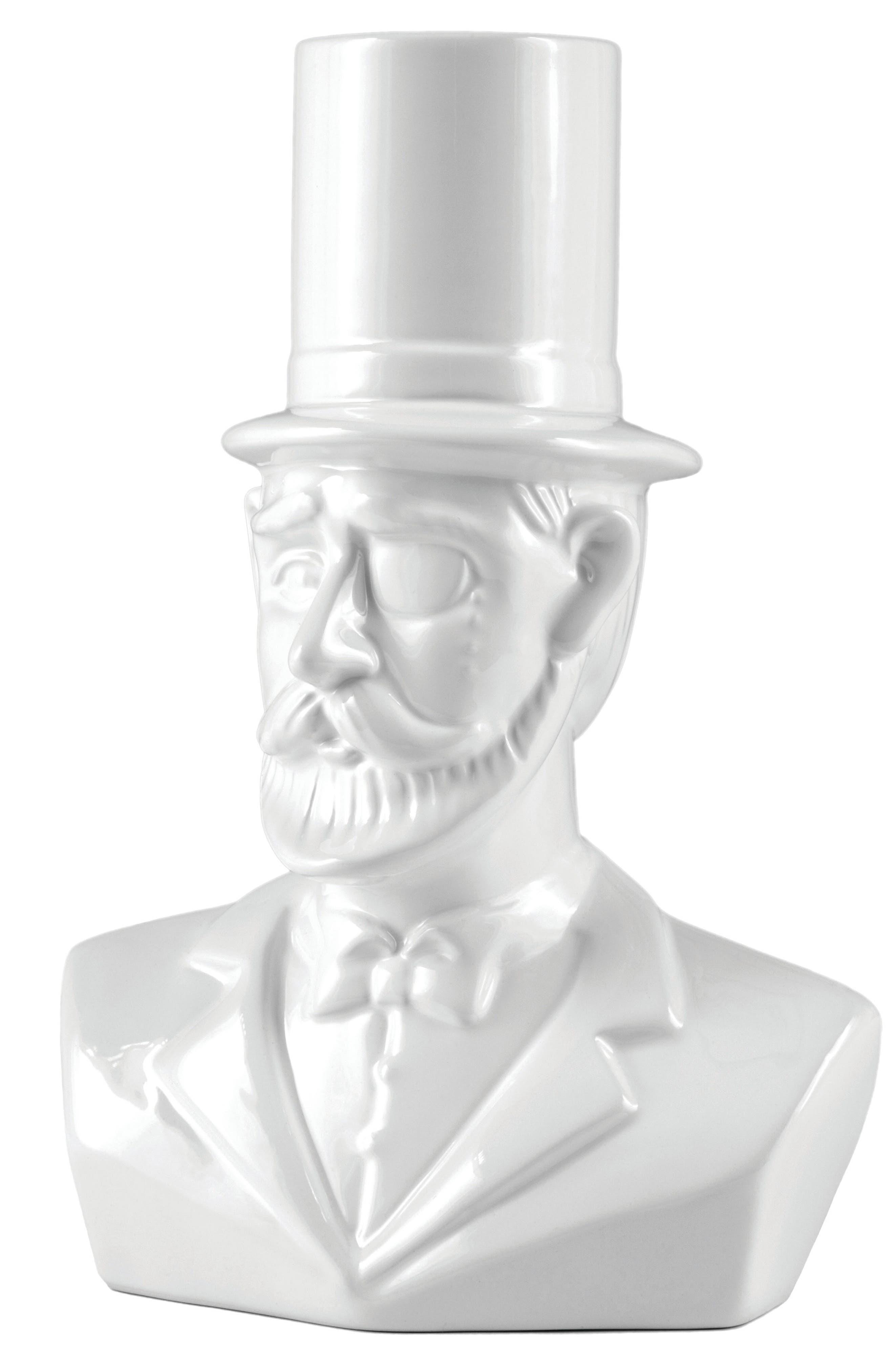 Gentleman Planter,                             Main thumbnail 1, color,                             White