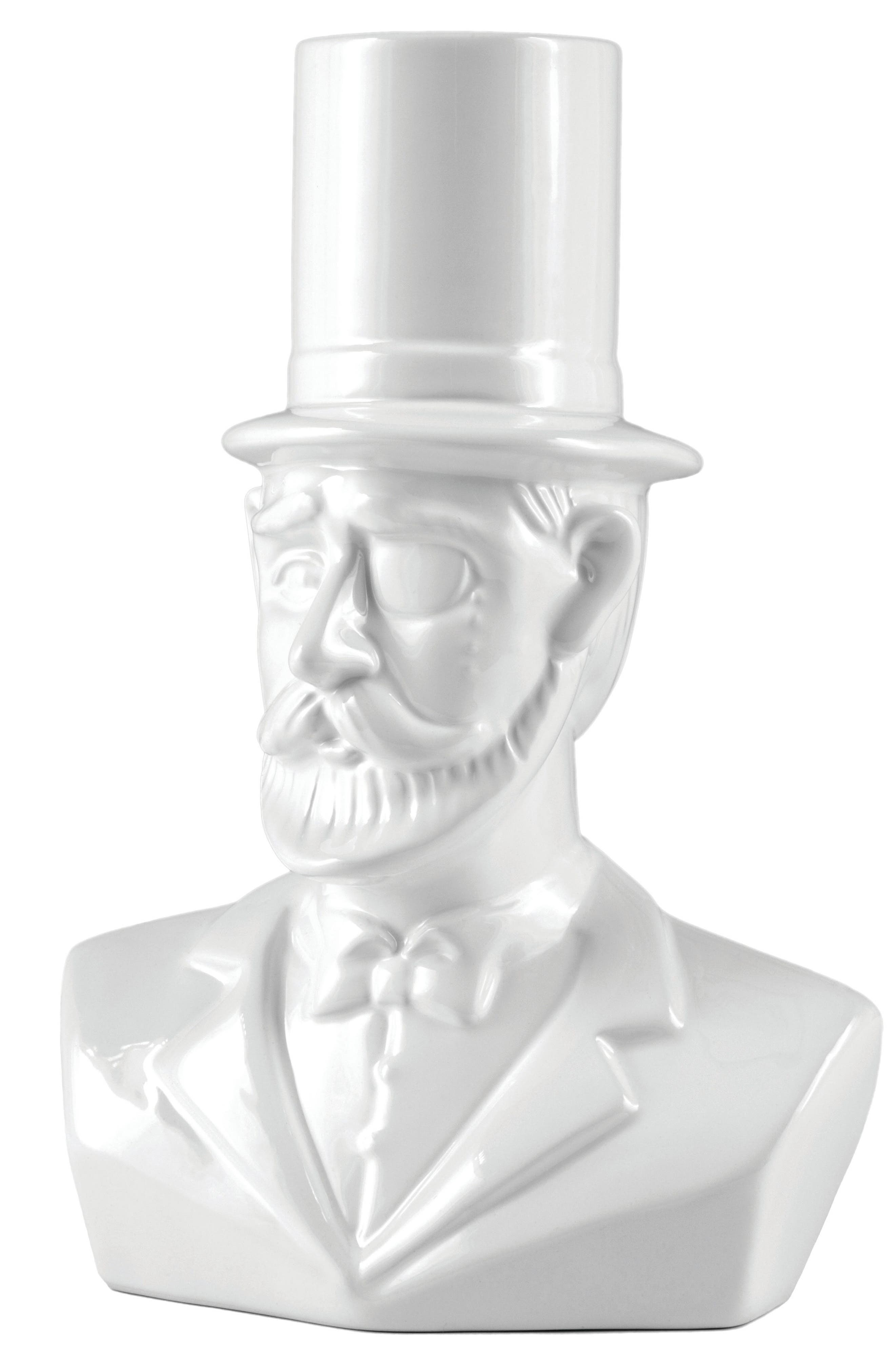 Gentleman Planter,                         Main,                         color, White
