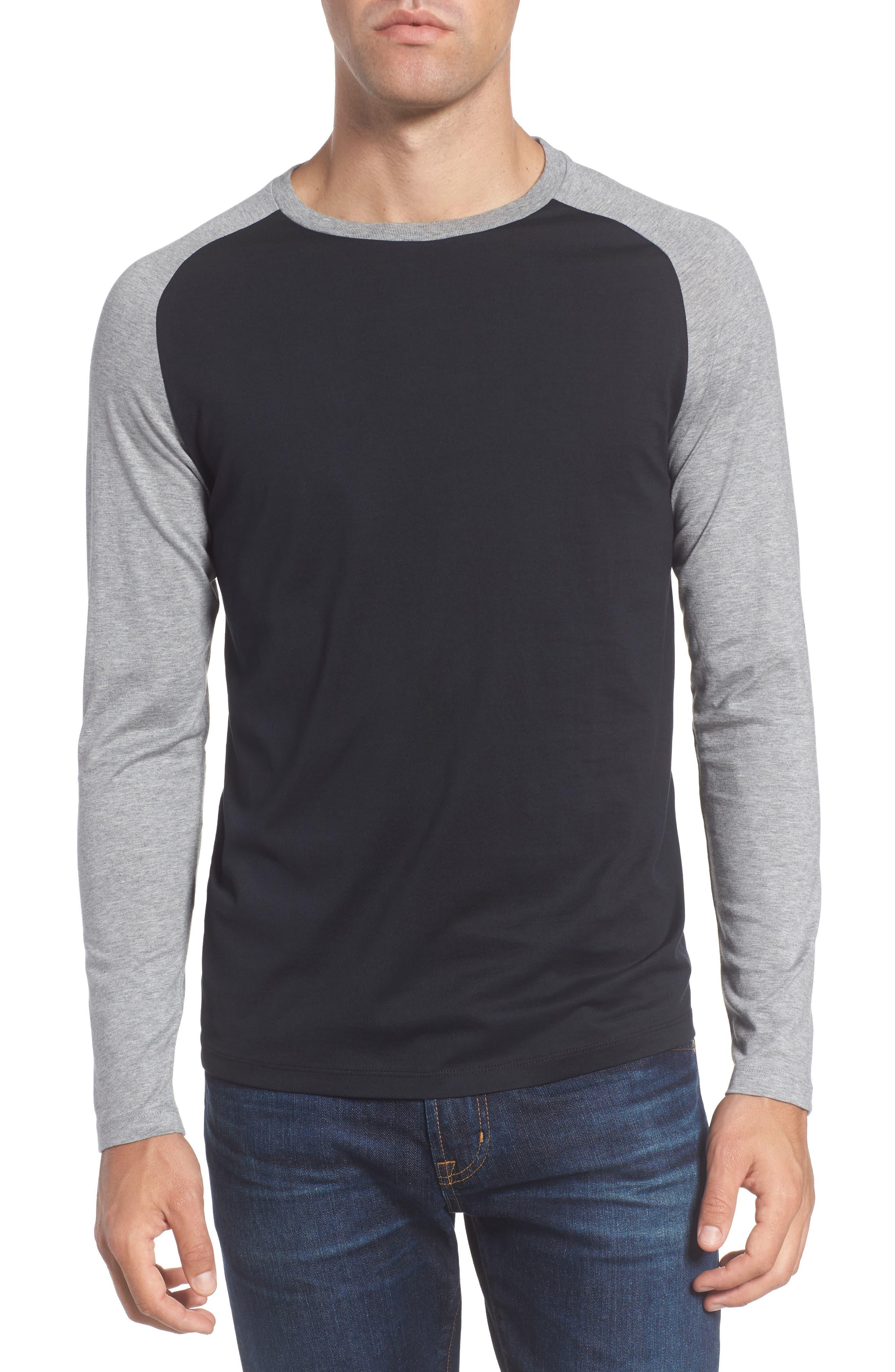 Gant Stadium Raglan T-Shirt