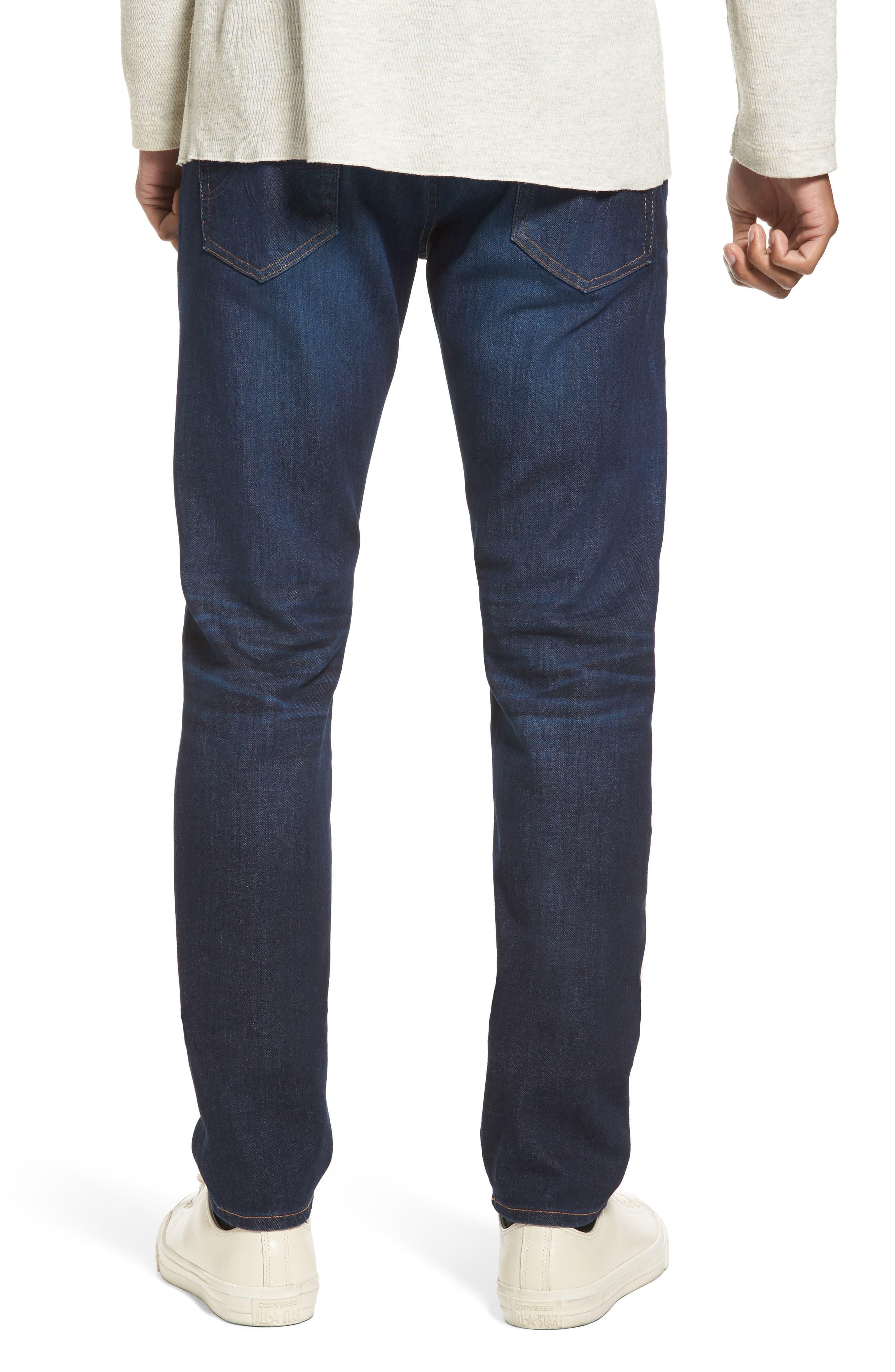 Alternate Image 2  - AG Dylan Skinny Jeans (5 Years Porter)