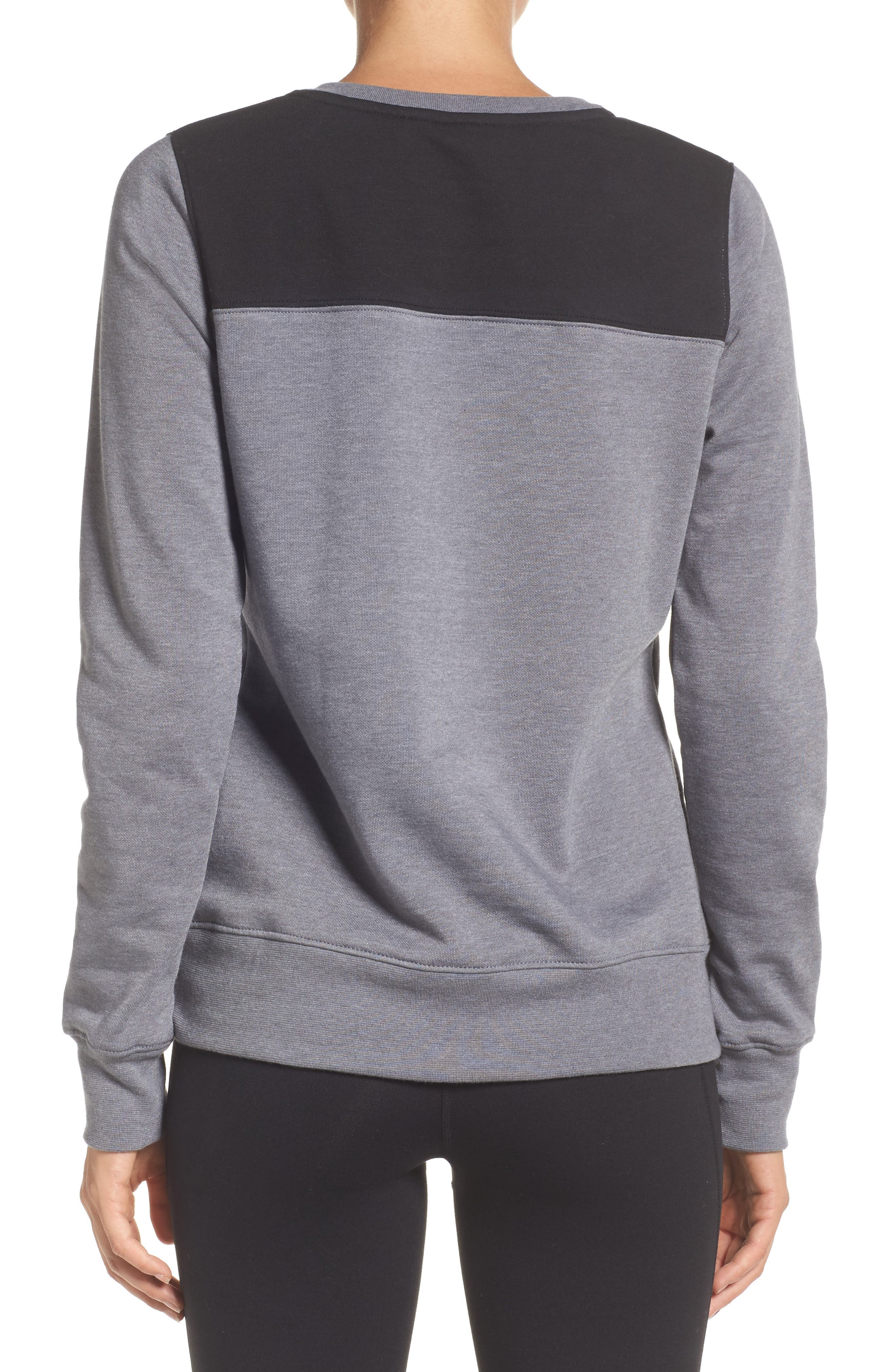 Alternate Image 2  - The North Face Half Dome Sweatshirt