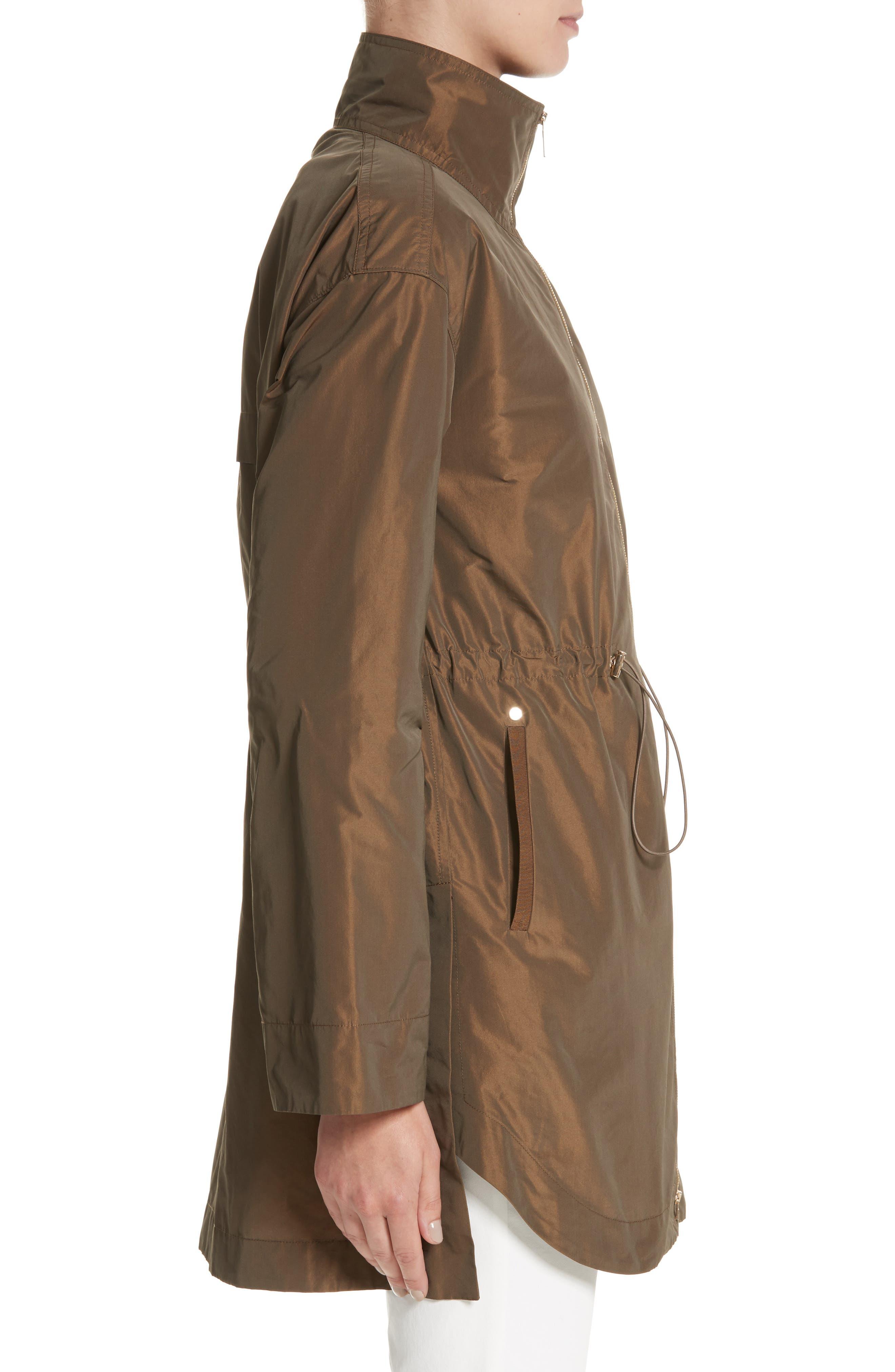 Alternate Image 3  - Lafayette 148 New York Nikolina Packable Jacket