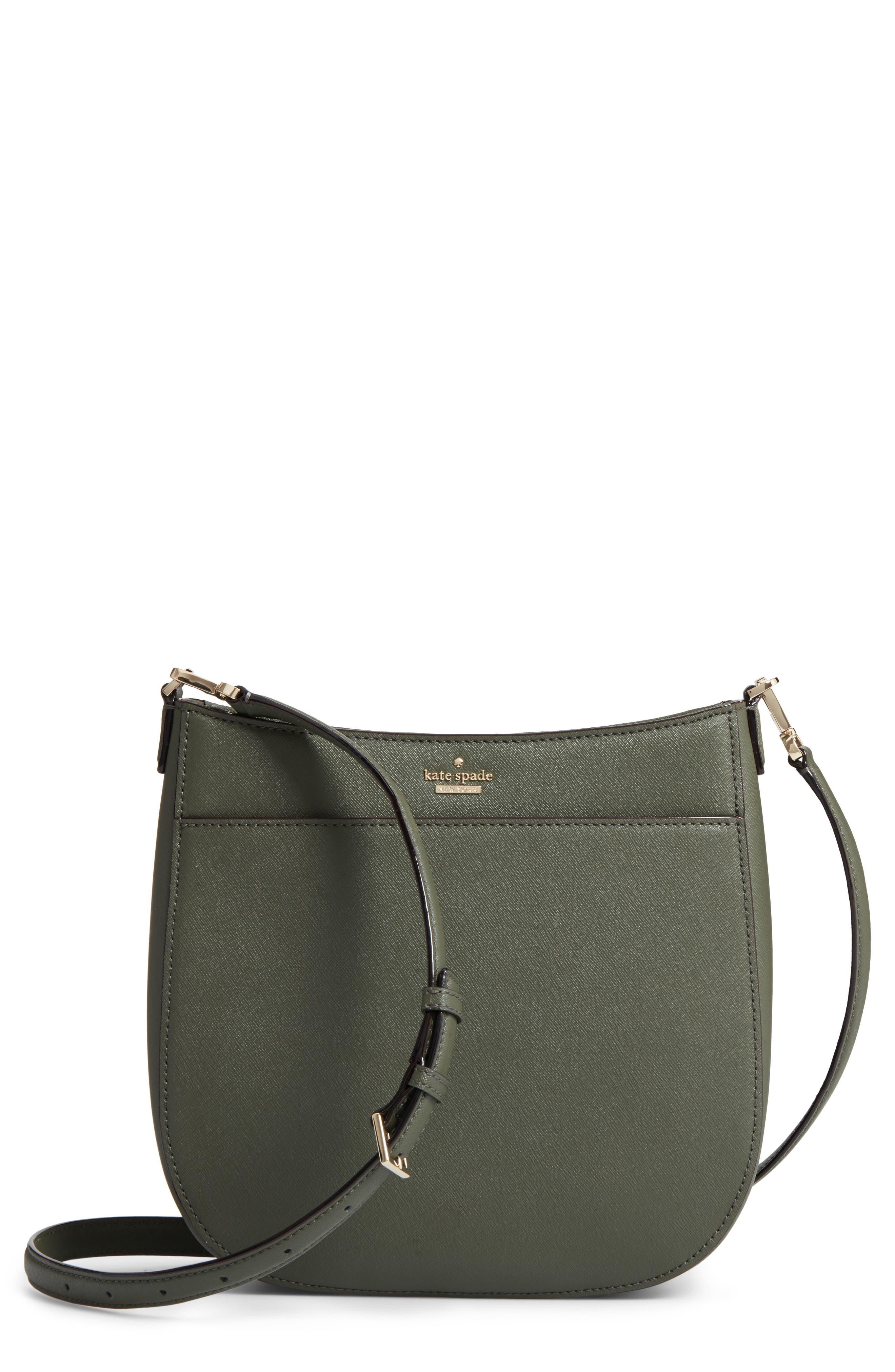 kate spade new york cameron street - robin leather crossbody bag (Nordstrom Exclusive)