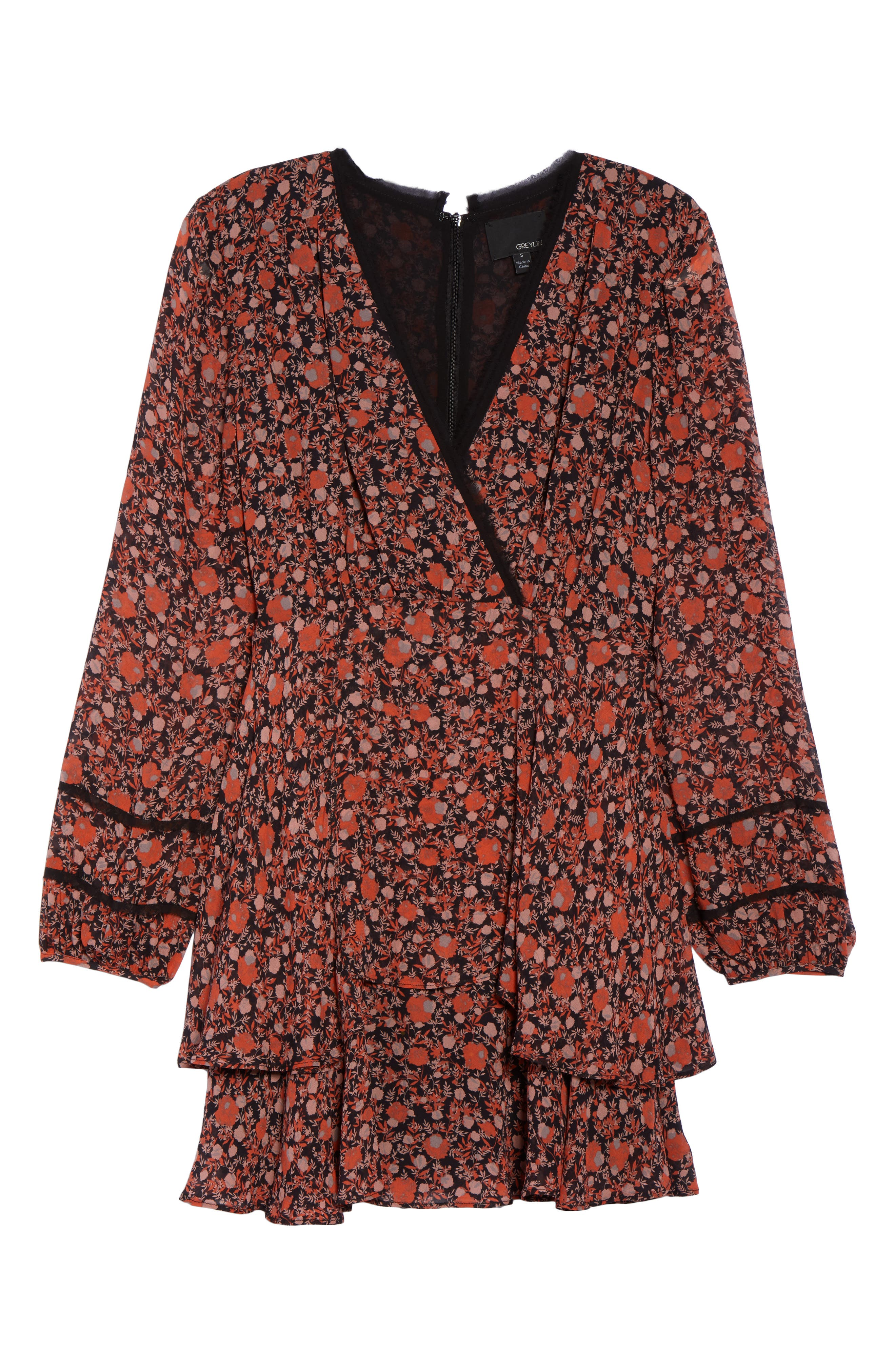 Alternate Image 7  - Greylin Haylie Fit & Flare Dress
