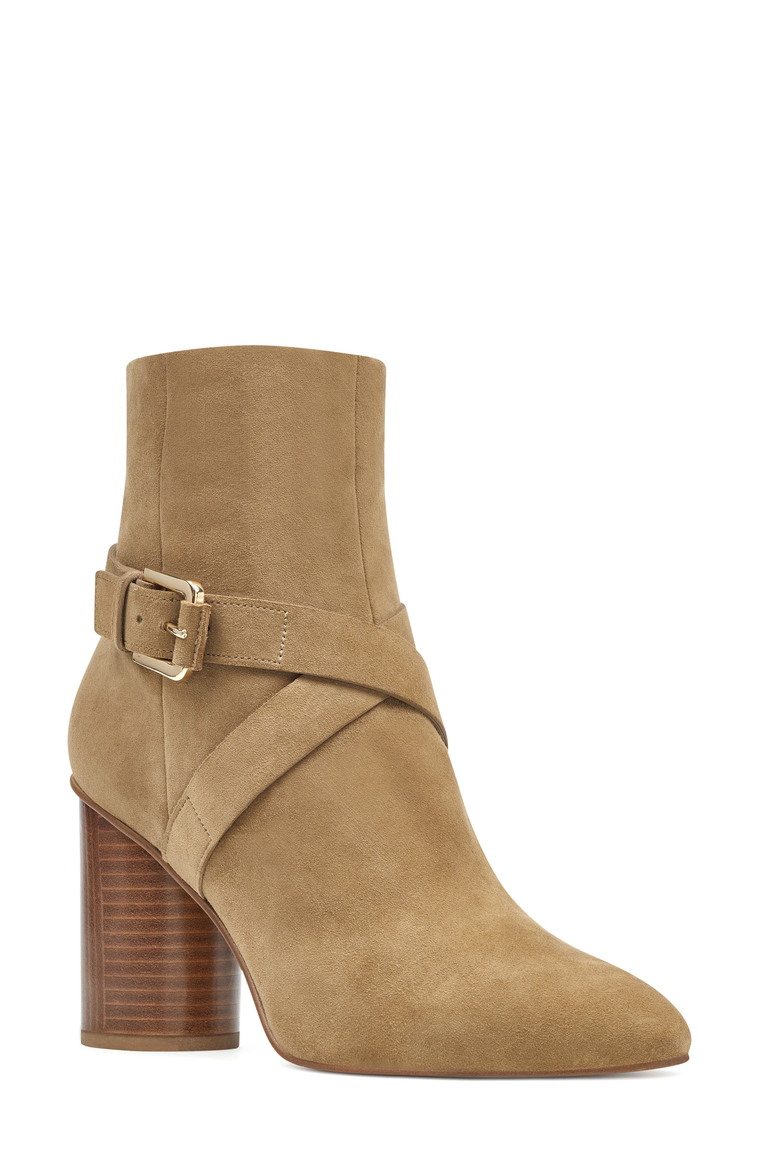 Main Image - Nine West Cavanagh Pointy Toe Bootie (Women)