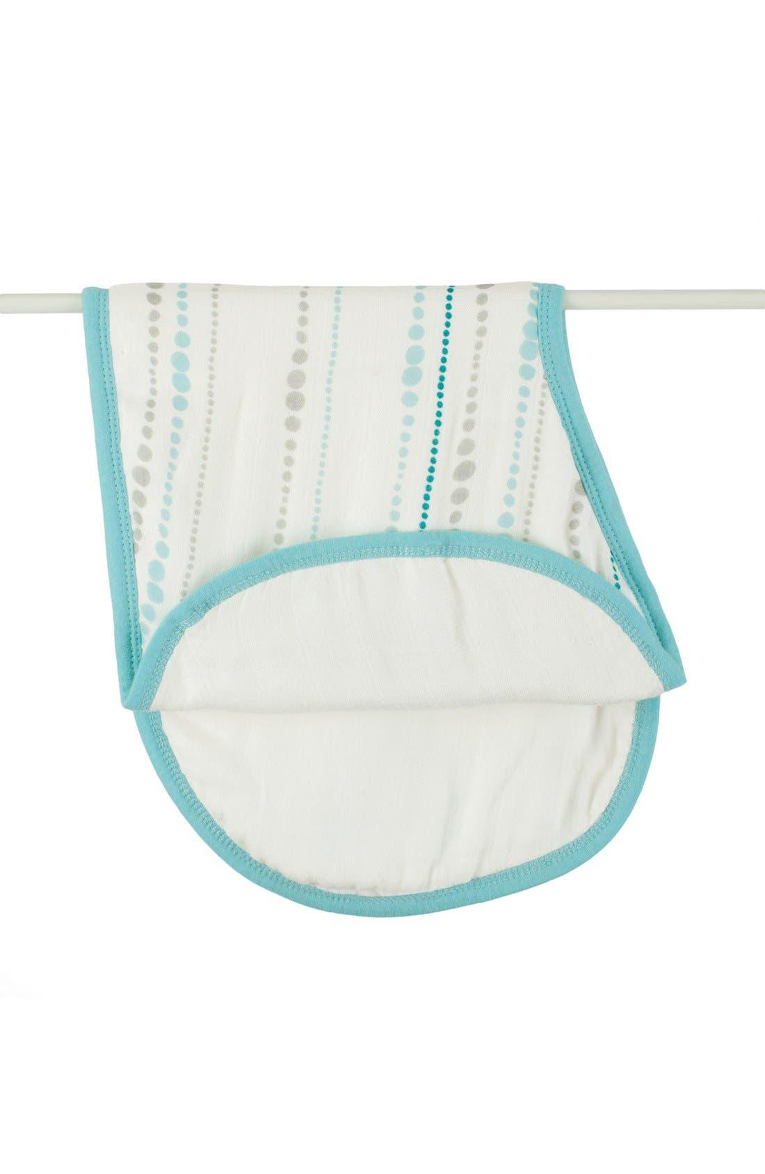 Alternate Image 1 Selected - aden + anais Burpy Bib® Burp Cloth & Bib