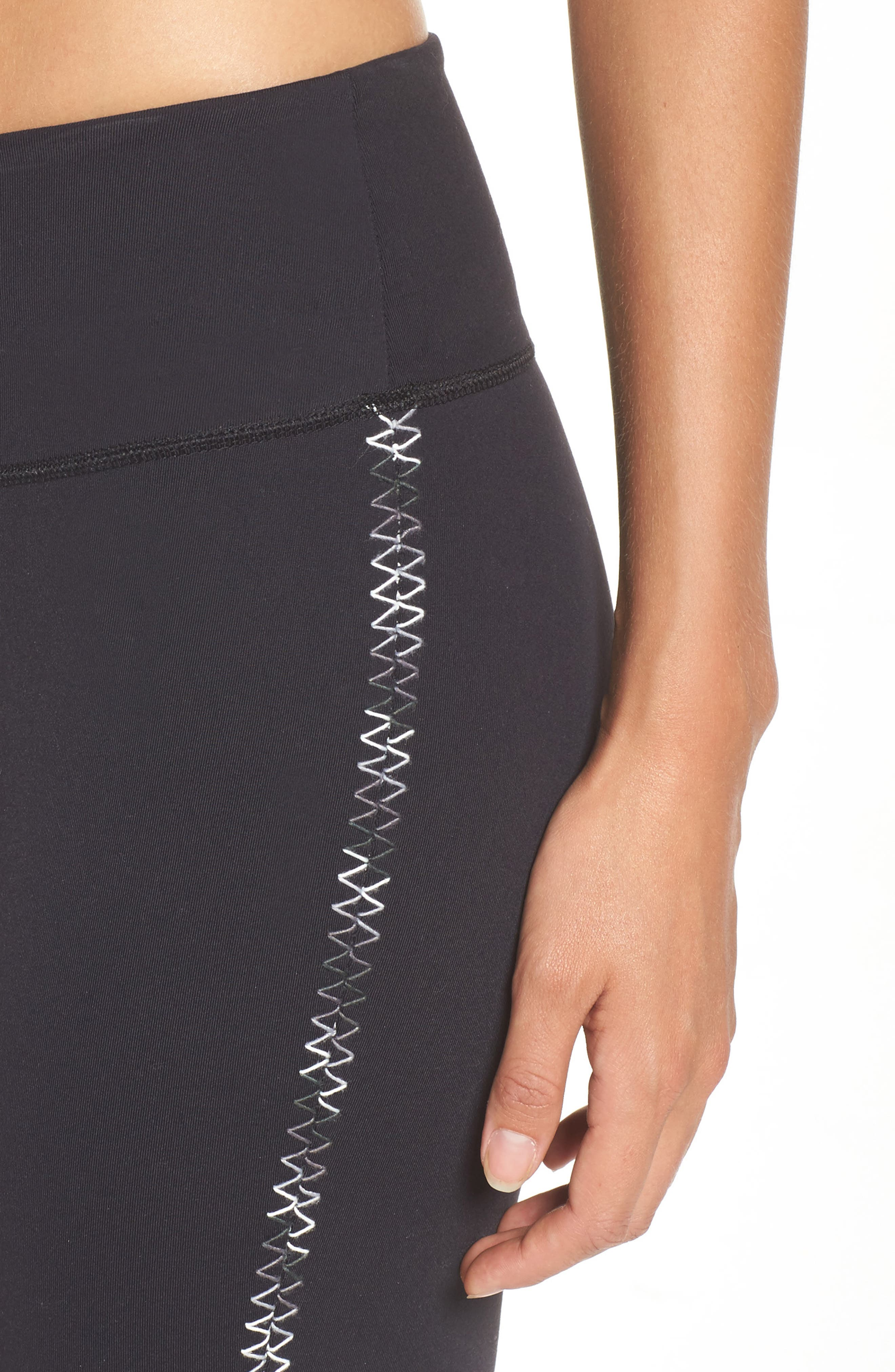 Alternate Image 4  - Free People Stitch in Time Leggings