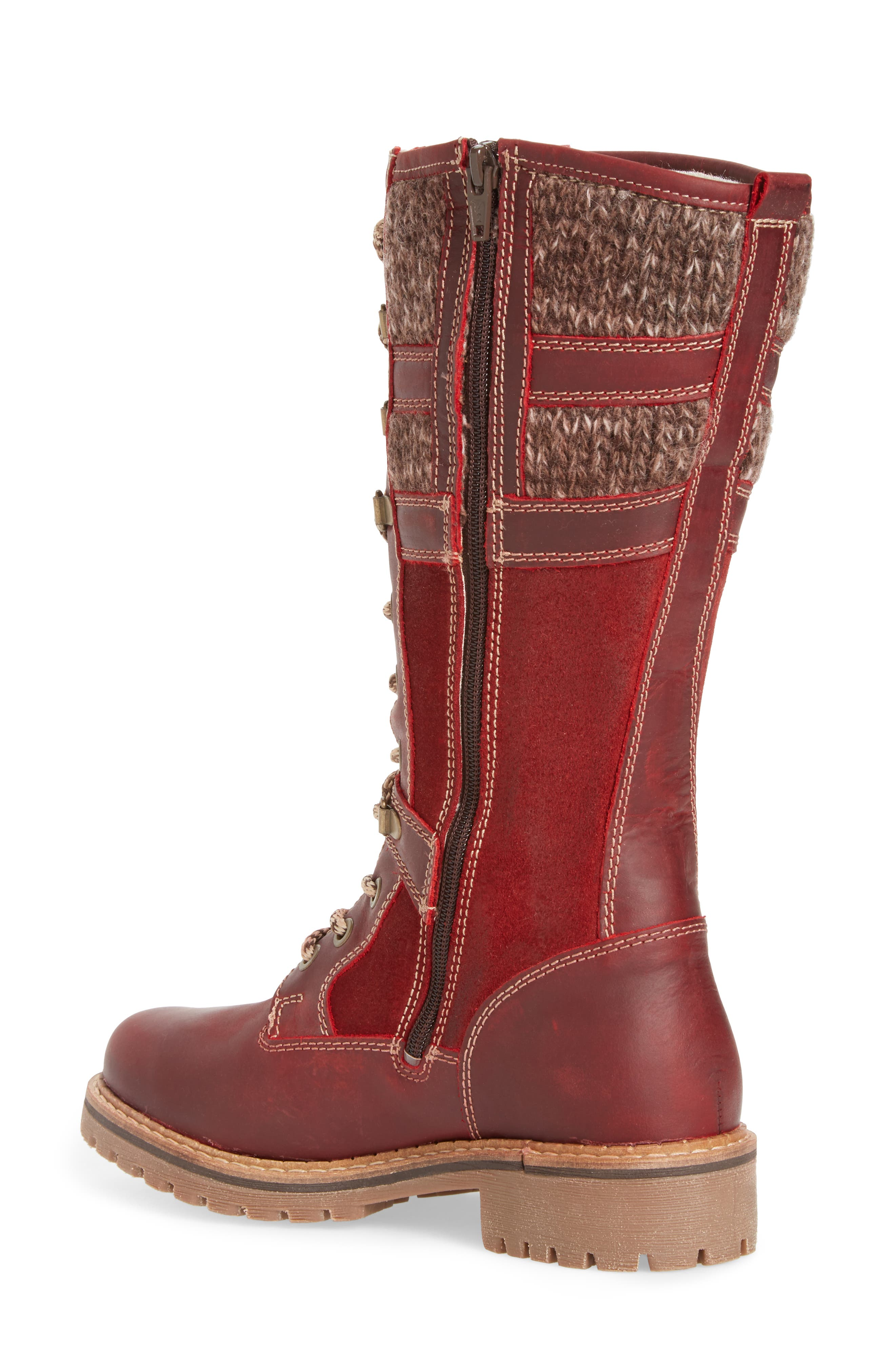 Alternate Image 2  - Bos. & Co. Holding Waterproof Boot (Women)