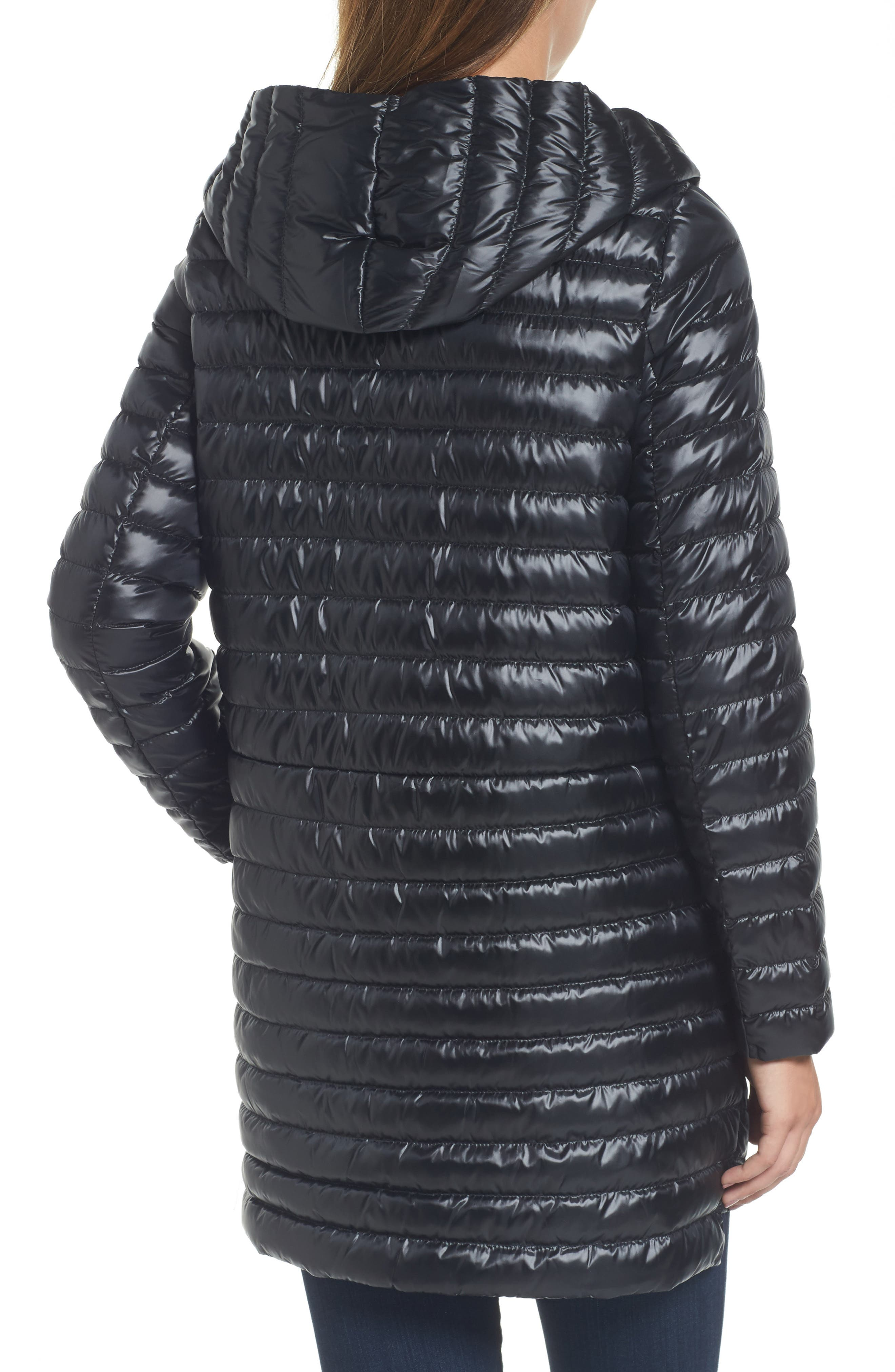 Alternate Image 2  - Sam Edelman Reversible Down & Feather Fill Puffer Jacket