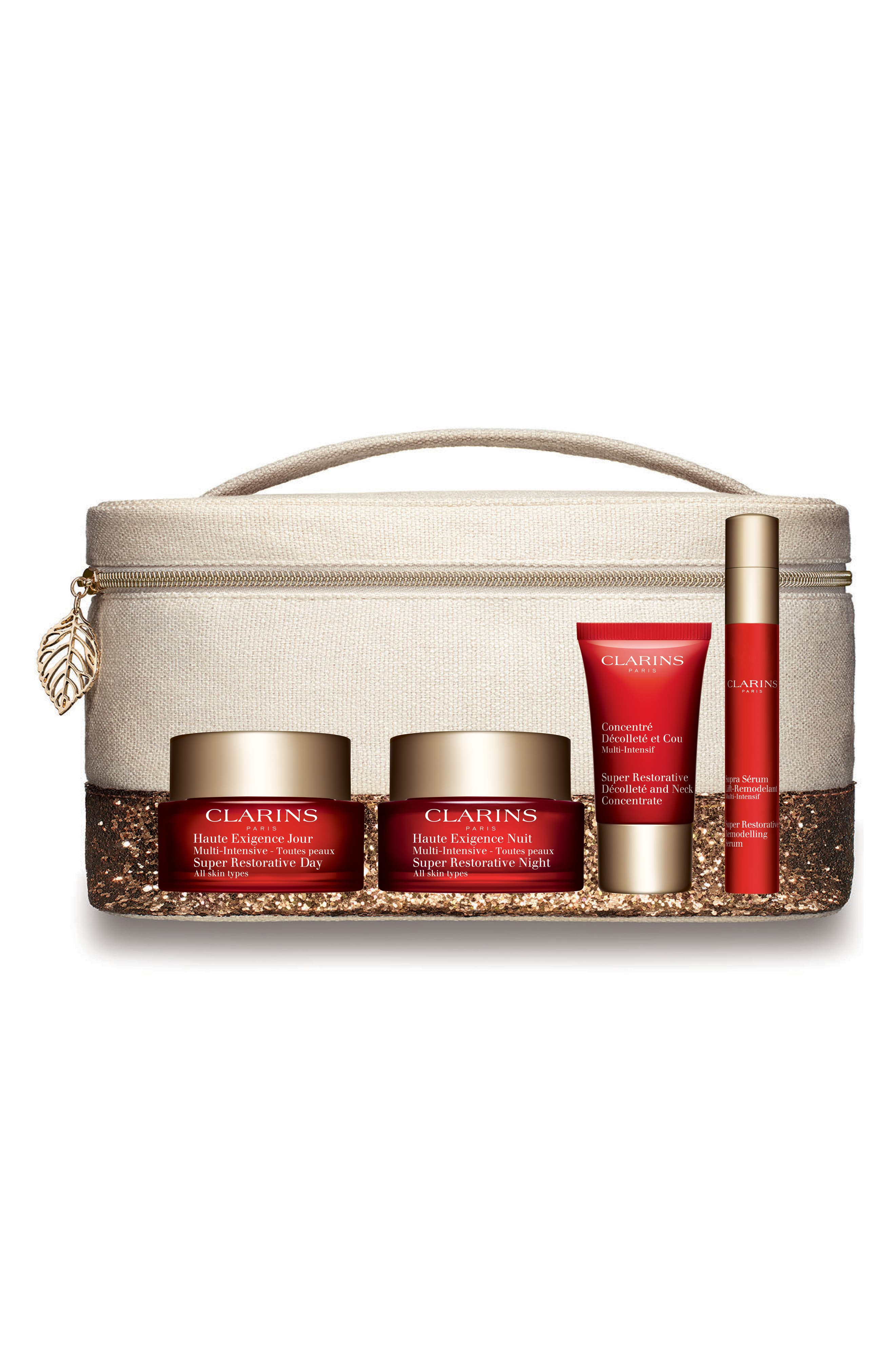Main Image - Clarins Super Restorative Luxury Collection (Over $328 Value)
