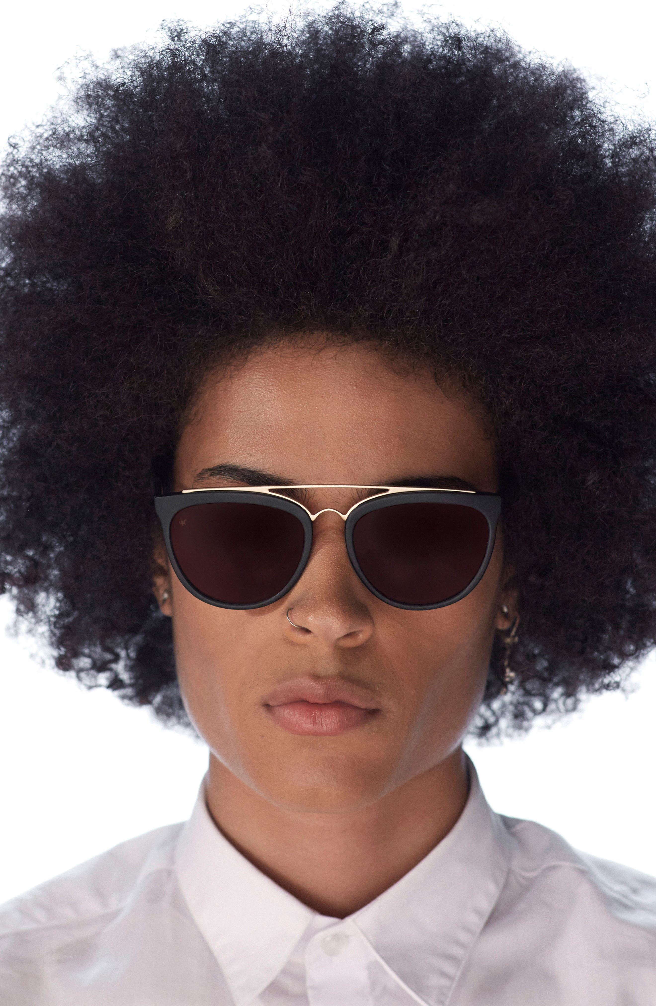 Alternate Image 2  - SMOKE X MIRRORS Volunteers 56mm Sunglasses
